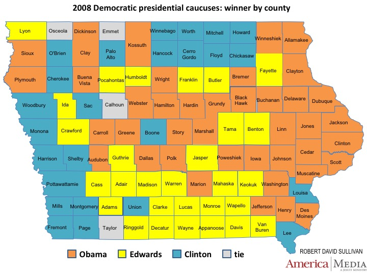 The 99 counties of Iowa each have their own historiesThe 99 counties of Iowa each have their own histories