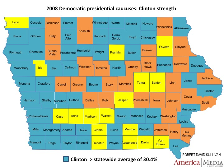 The Counties Of Iowa Each Have Their Own Histories America - Iowa map with counties and cities