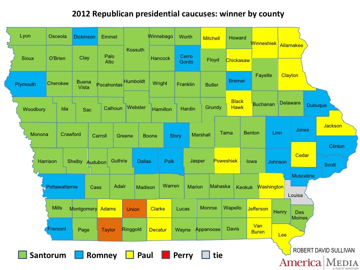 The Counties Of Iowa Each Have Their Own Histories America - Iowa county map