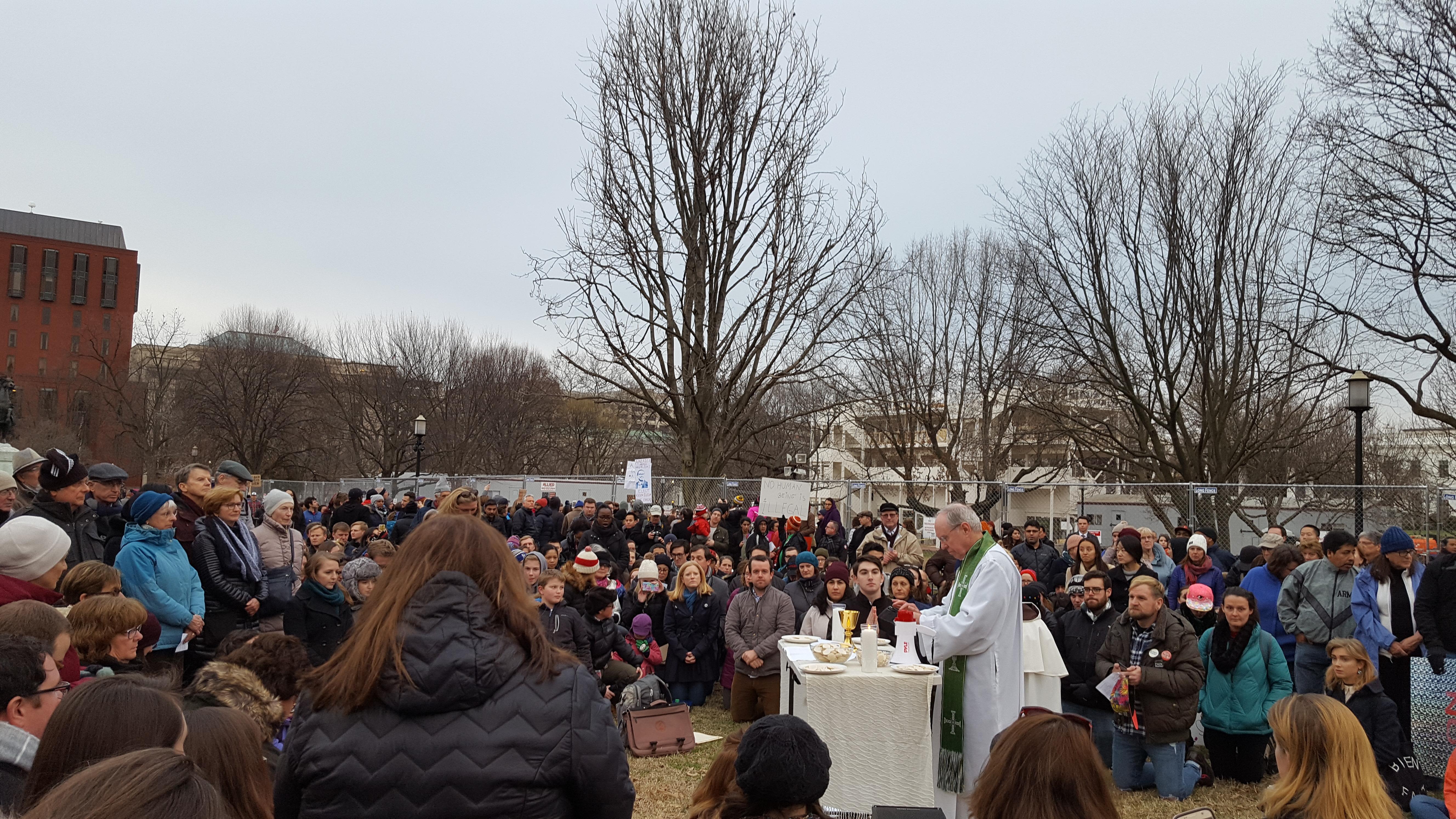 Mass in Washington, D.C.