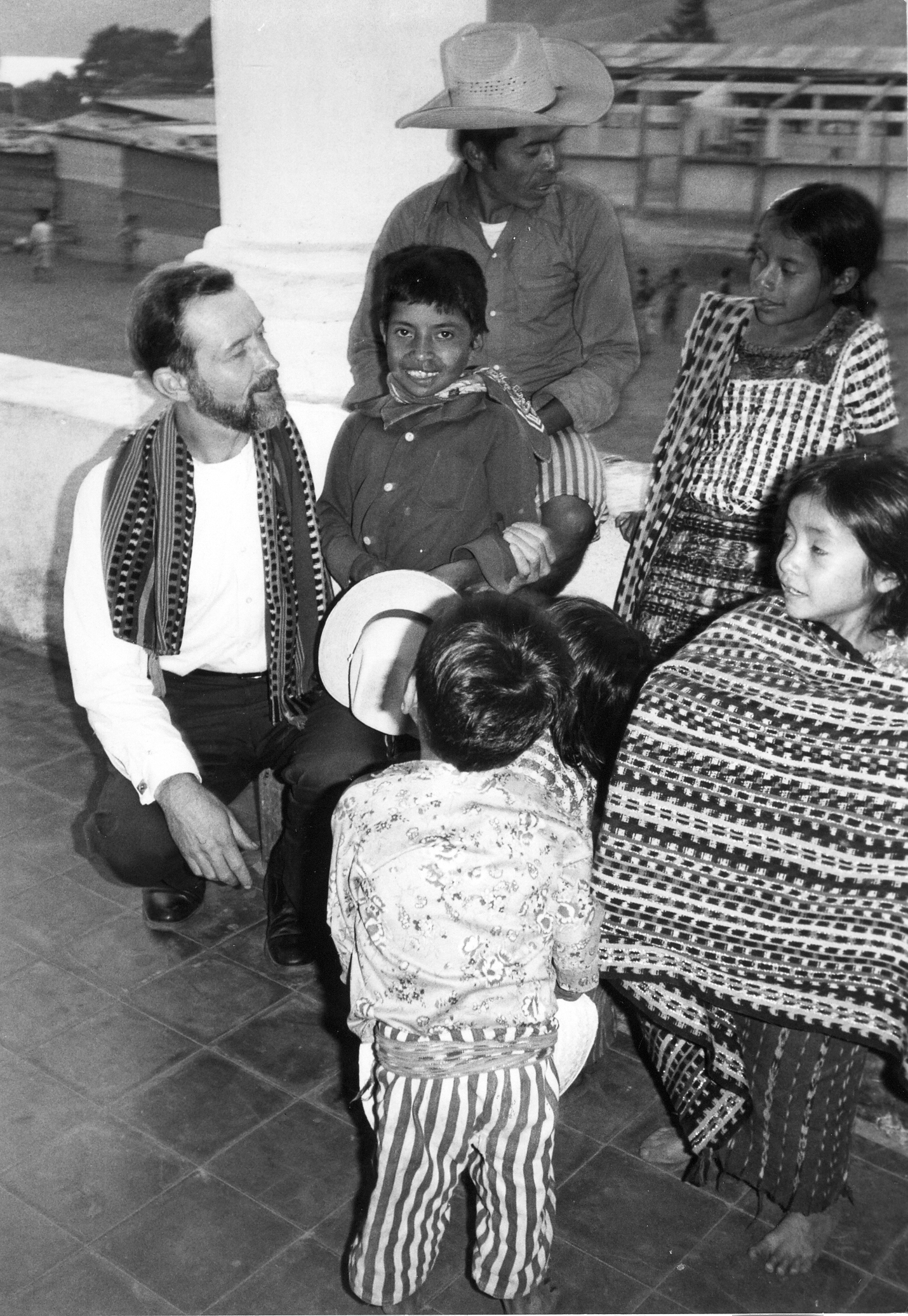 Father Stanley Rother, a priest of the Oklahoma City Archdiocese who was brutally murdered in 1981 in the Guatemalan village where he ministered to the poor, is pictured in an undated photo. The Archdiocese of Oklahoma City announced the North American priest will be beatified Sept. 23 in Oklahoma. (CNS photo/Archdiocese of Oklahoma City archives)