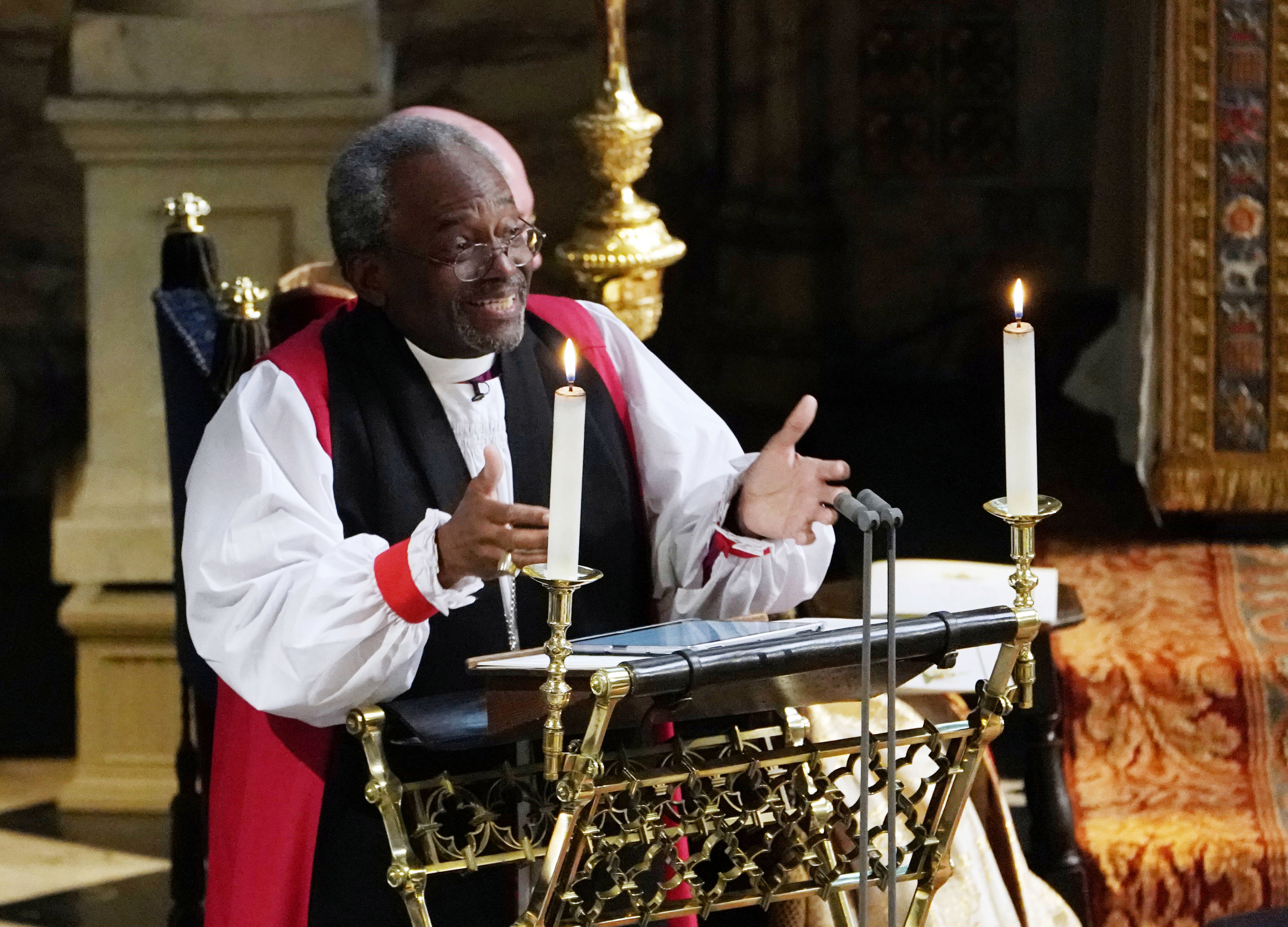 Bishop Michael Curry, Presiding Bishop of the Episcopal Church