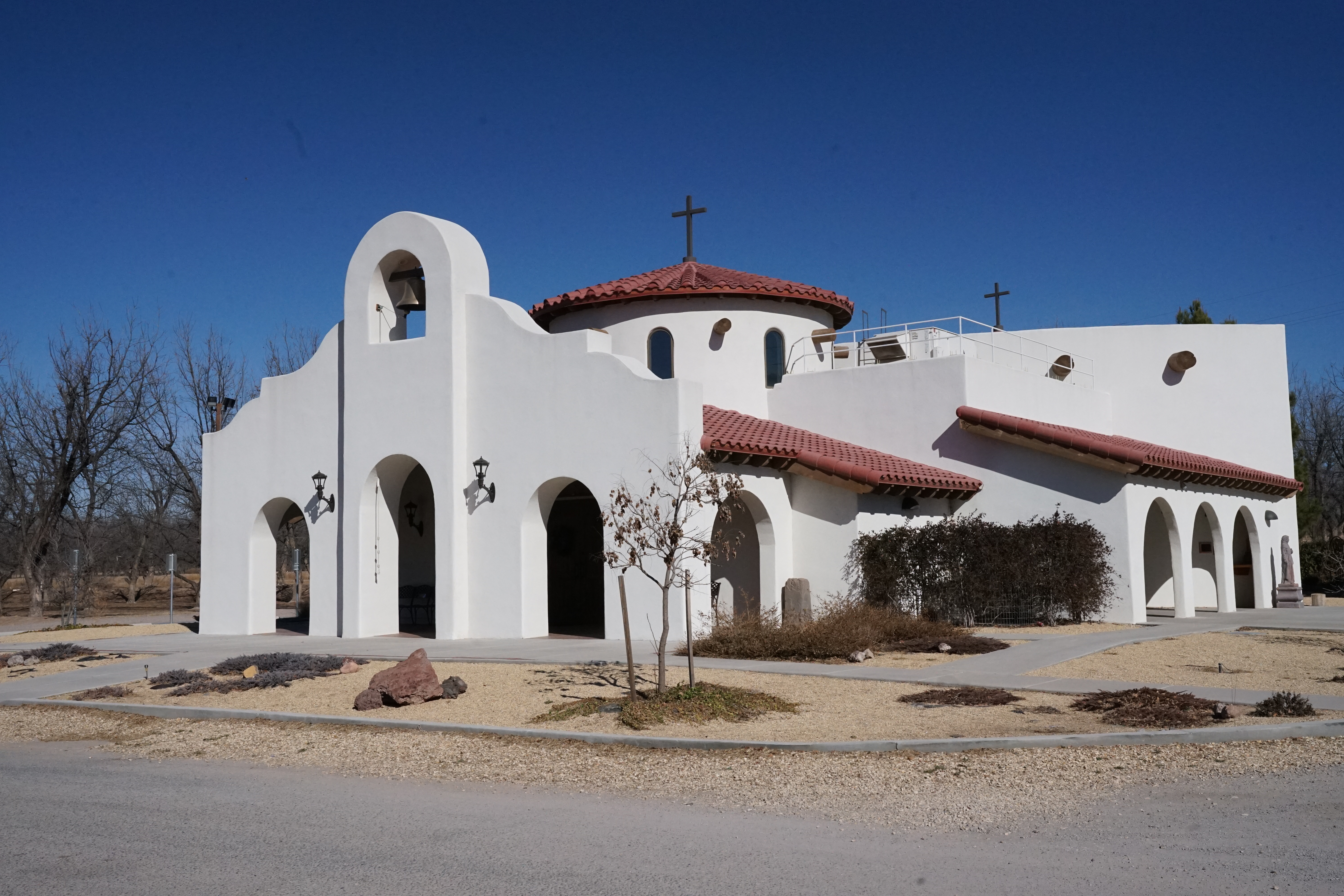 Holy Cross Retreat Center has changed its mission to express its focus on Franciscan hospitality. (J.D. Long-Garcia)
