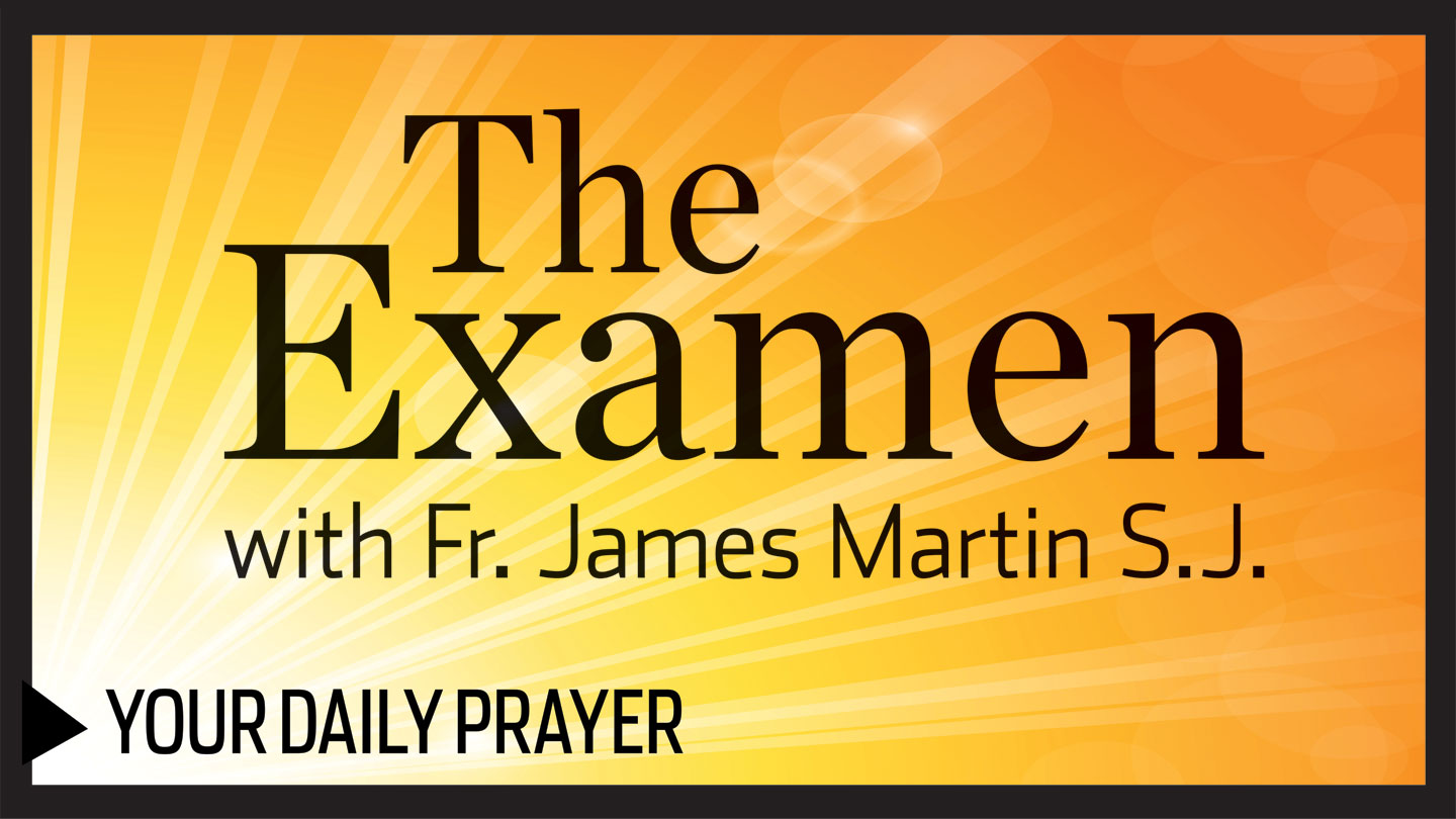 Introducing our new Examen Podcast with Father James Martin