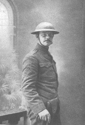 The tragedy of Joyce Kilmer, the Catholic poet killed in World War I