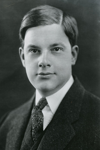 Joyce Kilmer graduated from Columbia University in 1908 (photo: Wikipedia)