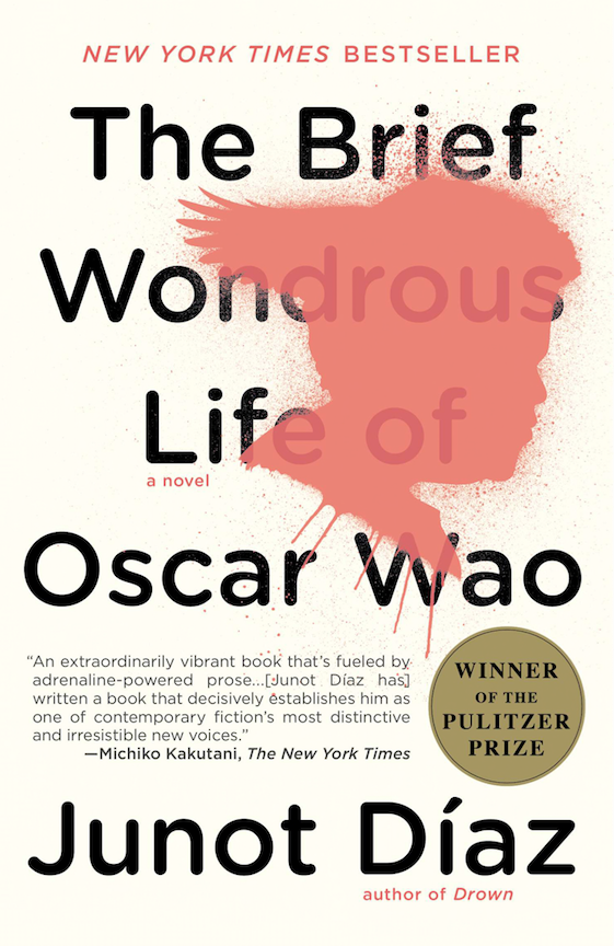 """The Brief Wondrous Life of Oscar Wao"""