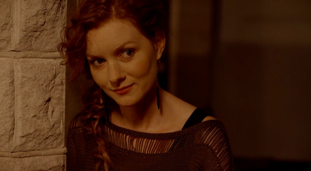 Wrenn Schmidt as Jane (image via MPRM Communications)