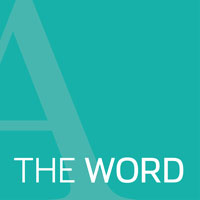 The Word Podcast Logo