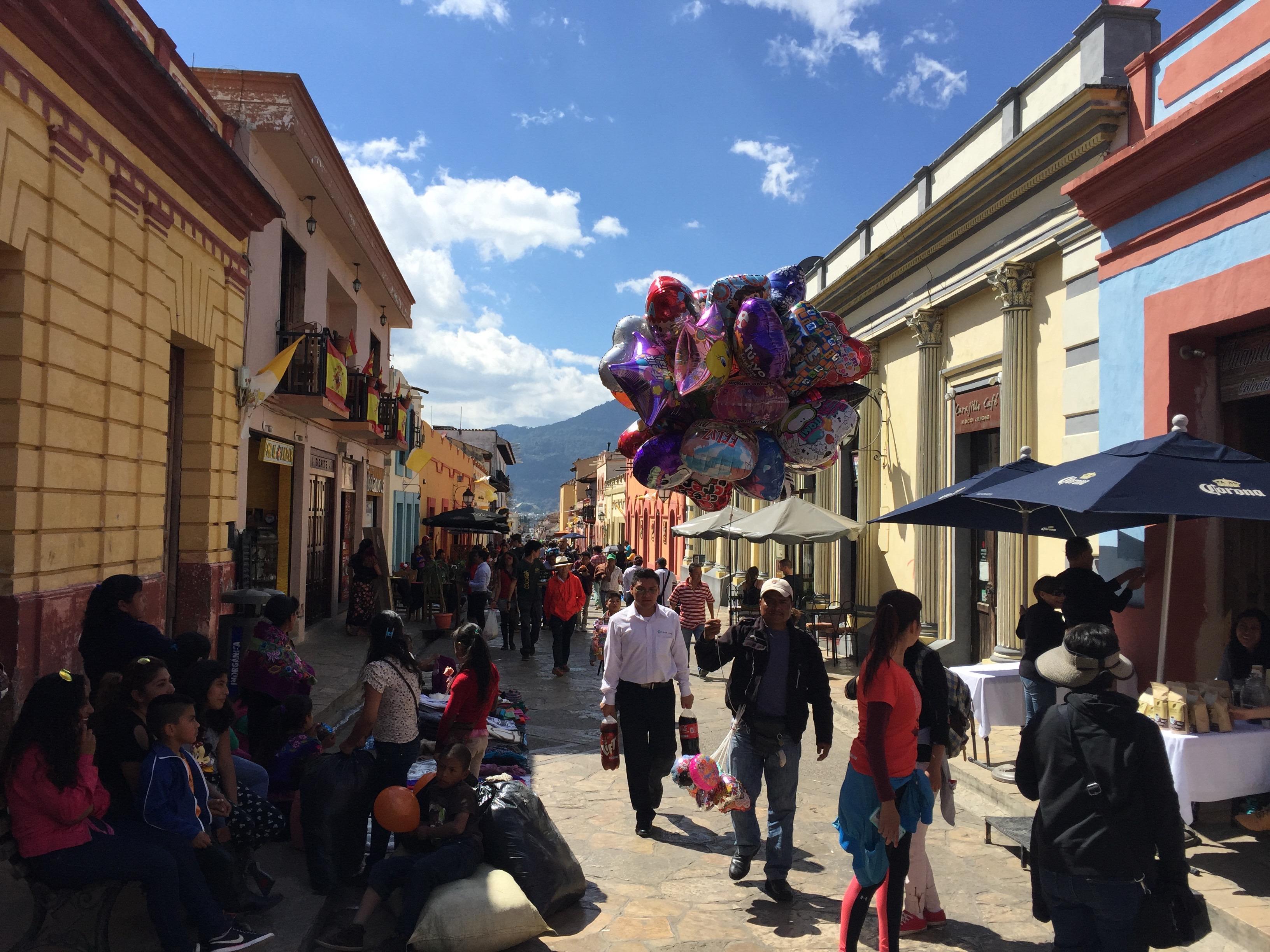 Calle San Cristóbal