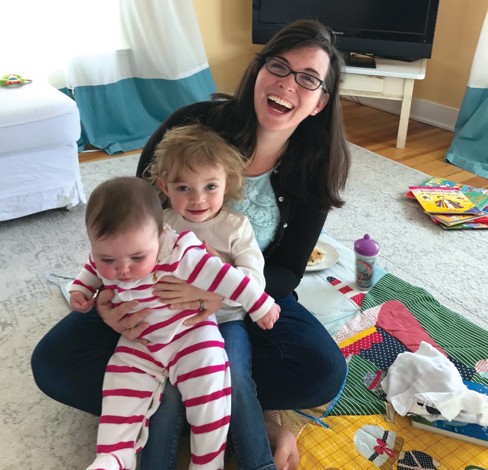 Sara Snapp e suas crianças