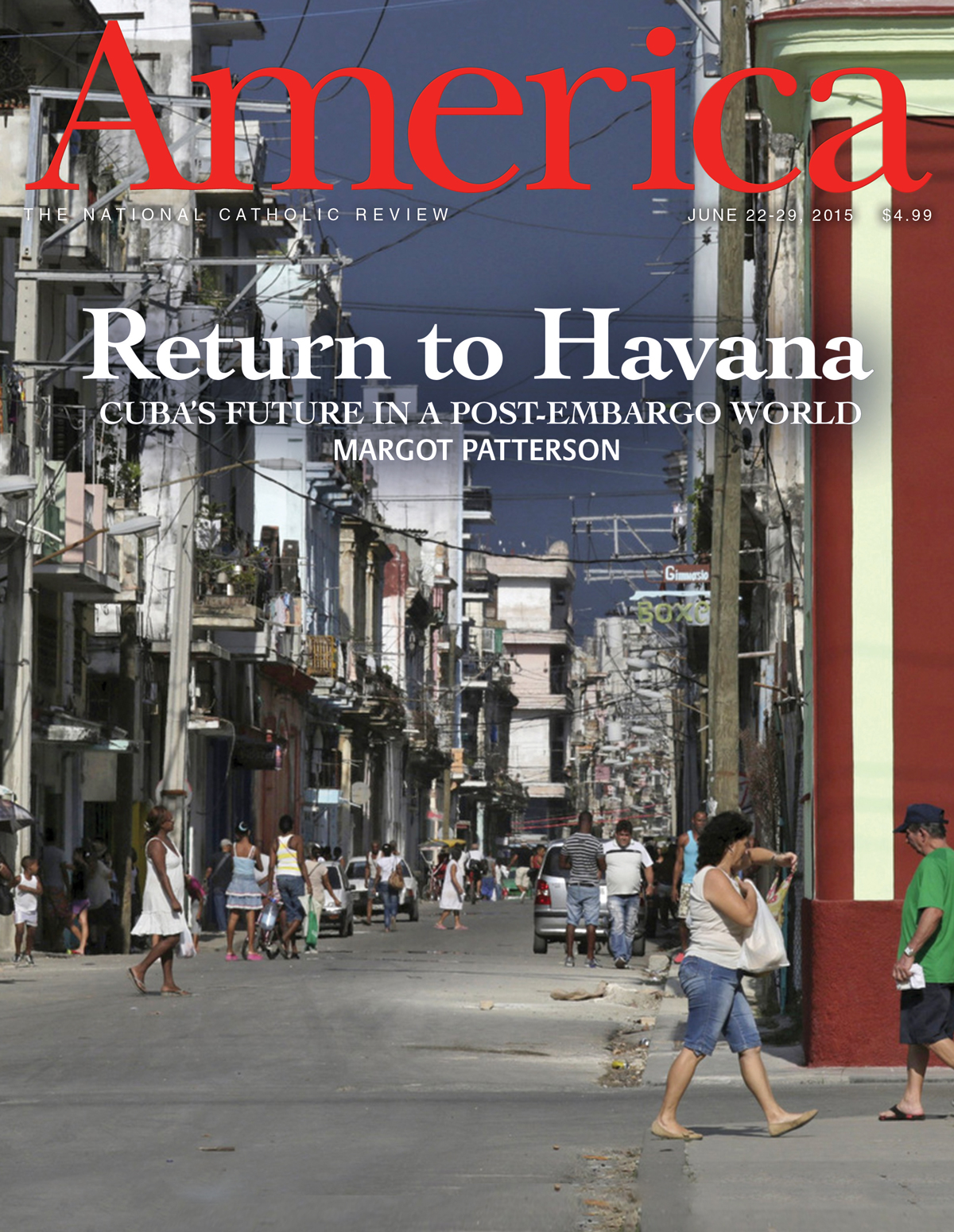 Return to Havana