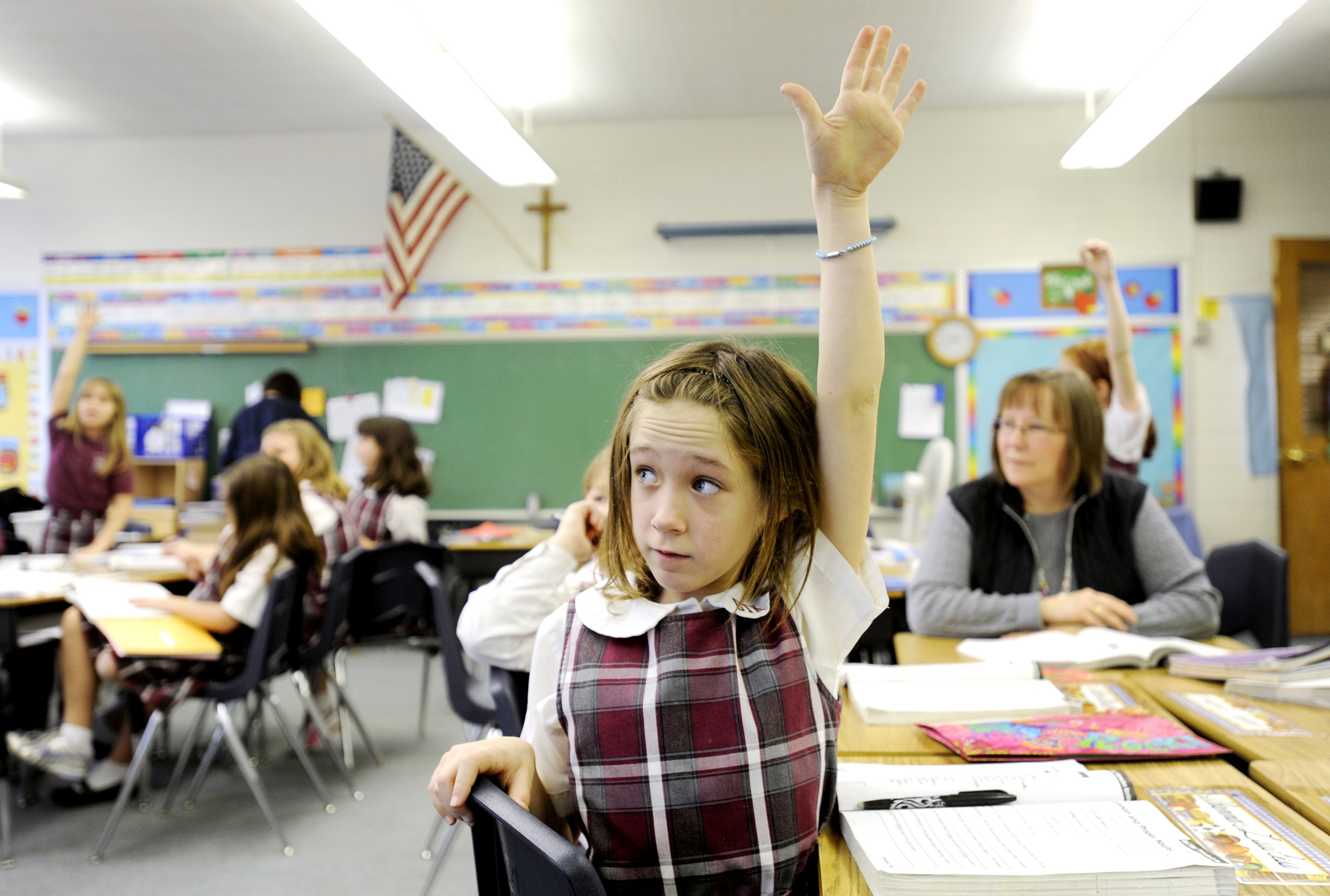 Without Catholic schools, 'school choice' is no choice at all