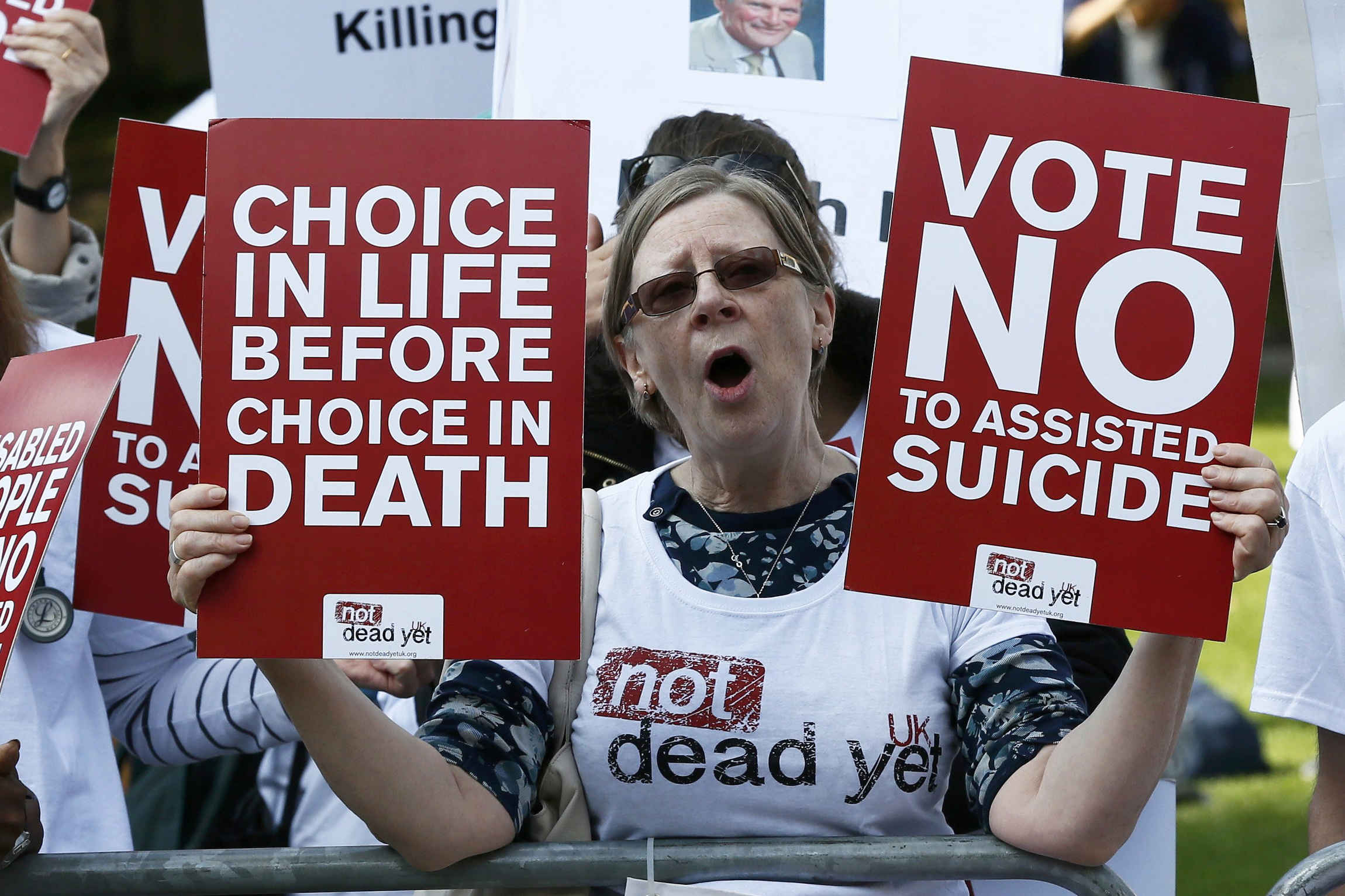 an argument in favor of the legalization of euthanasia and assisted suicide