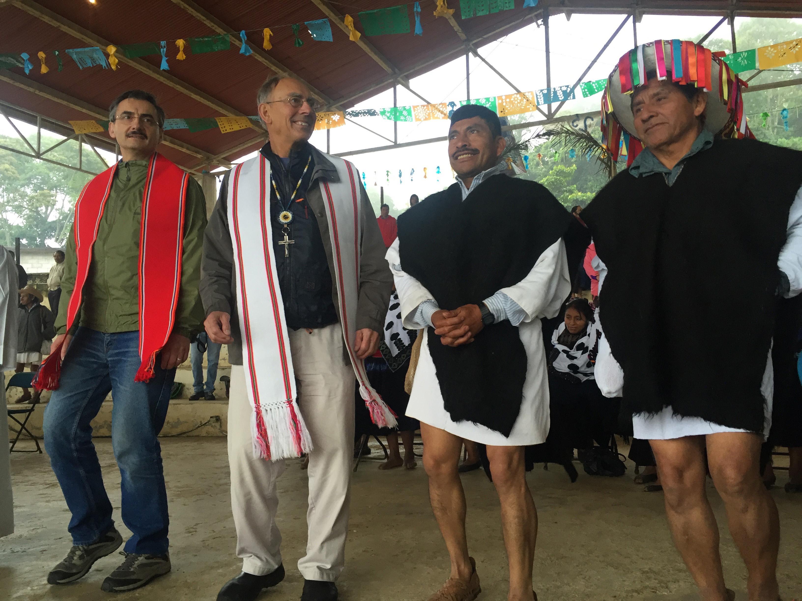 In Mexicos Chiapas State Bishop Ruiz Leaves Large Legacy America
