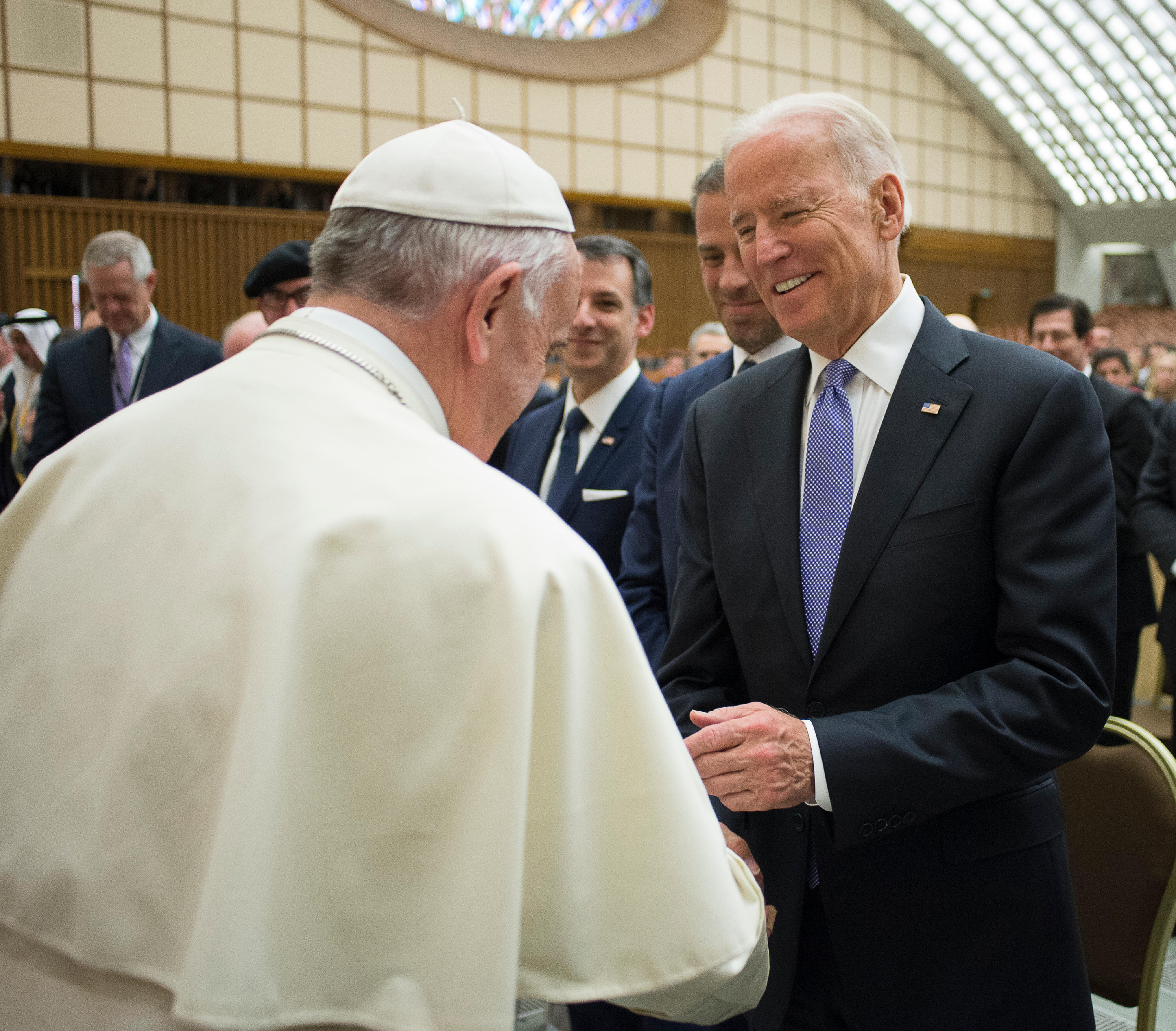 Joe Biden S Catholic Faith Is On Full Display On His