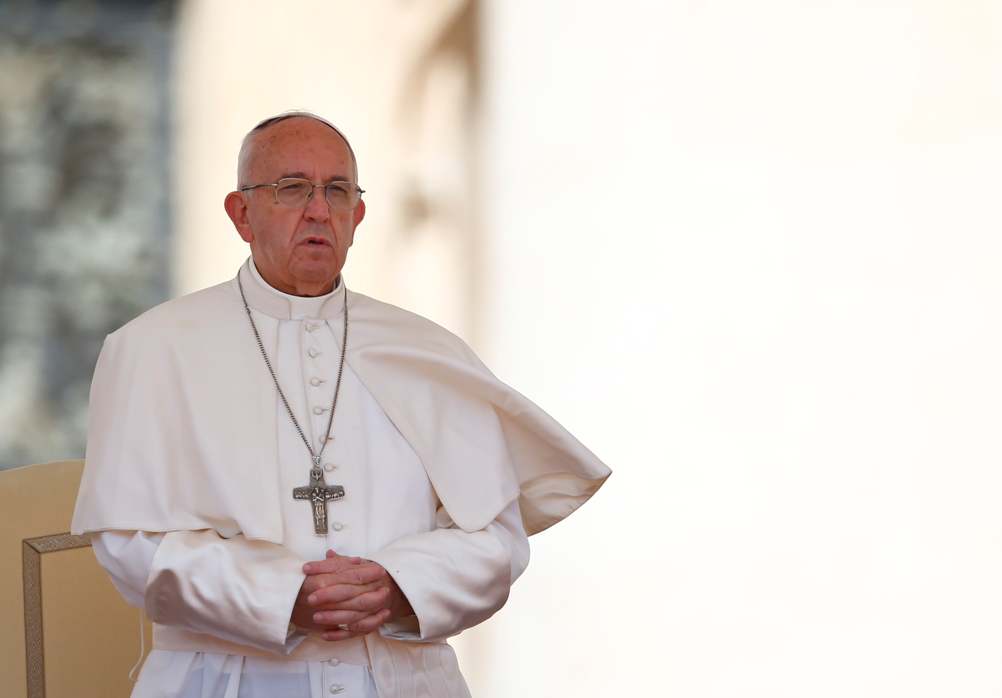 "Pope Francis: The death penalty is a ""mortal sin"" and ..."