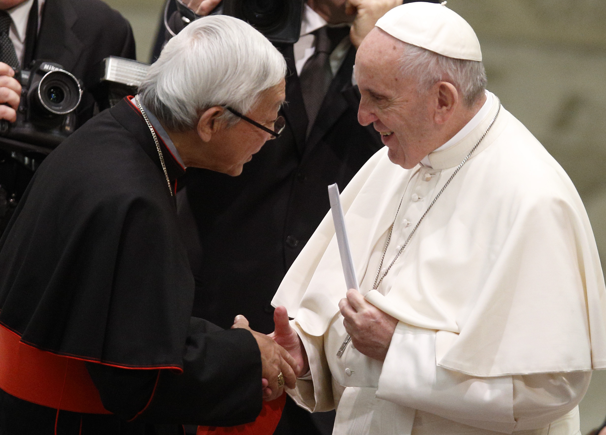 China And The Vatican Are Close To A Groundbreaking Agreement