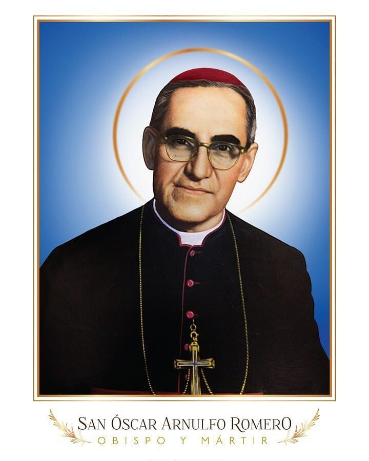 Bishop Oscar Romero (Martyrs They Died for Christ)