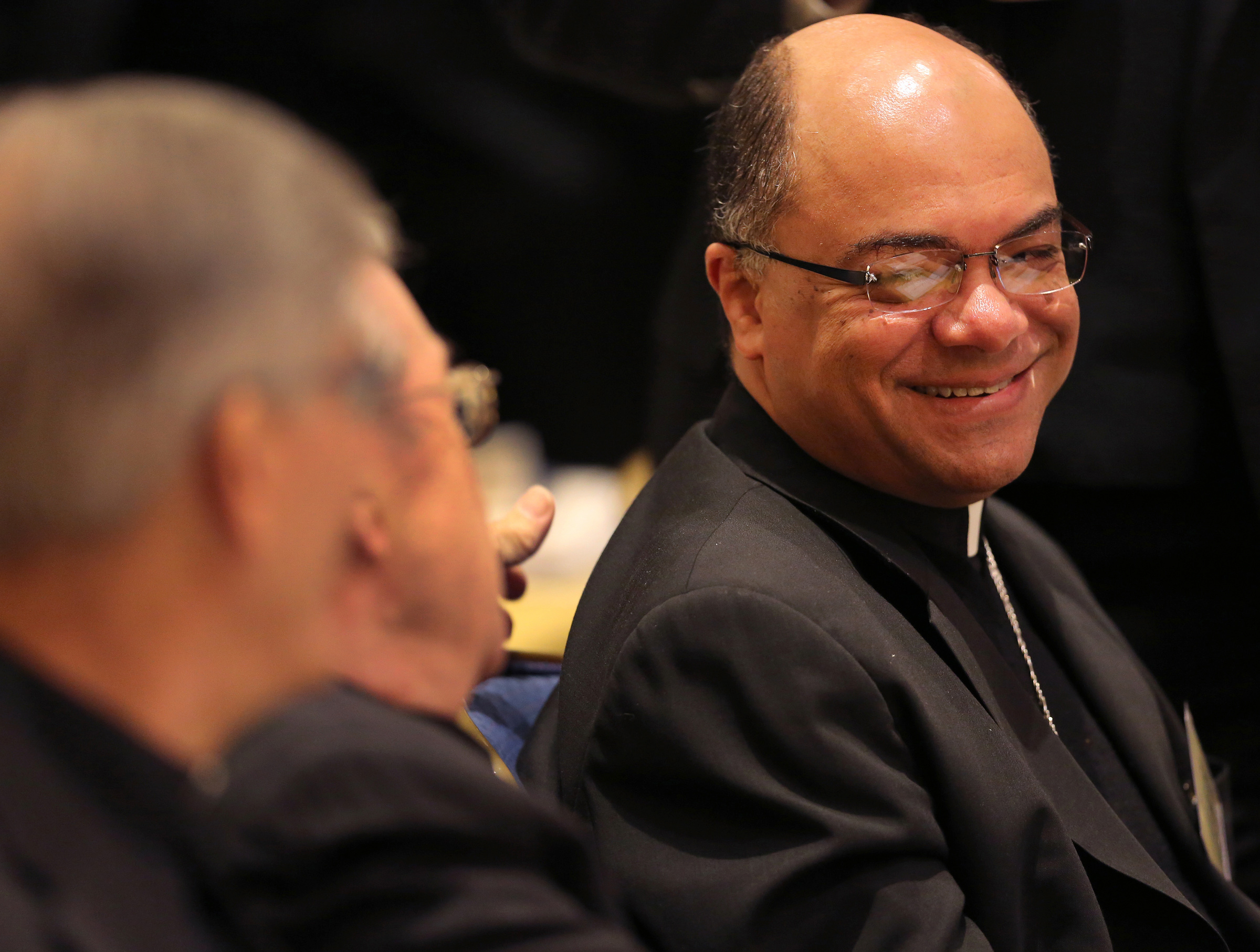 U S  bishops adopt new anti-racism letter, first in almost