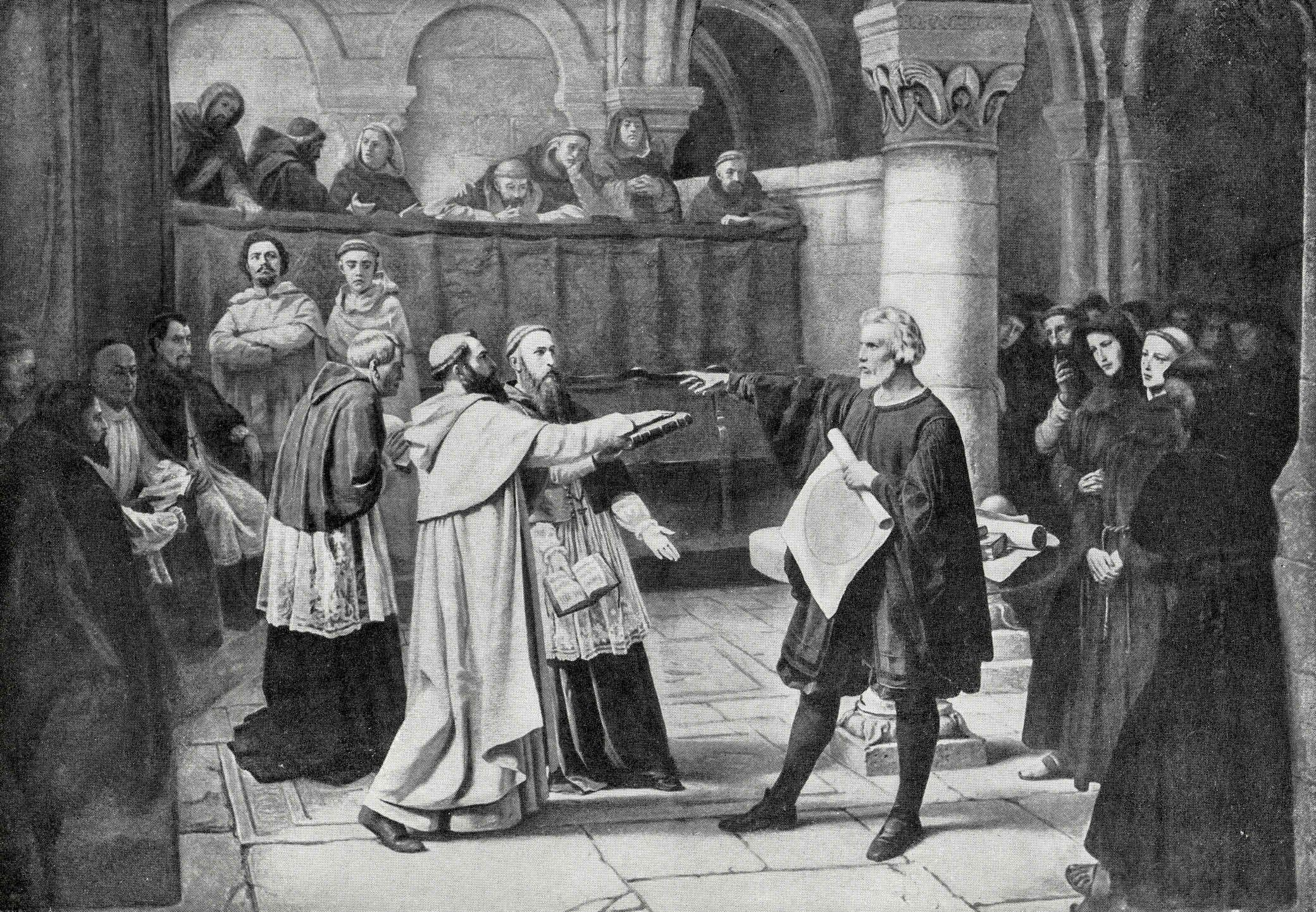 What the story of Galileo gets wrong about the church and science | America  Magazine