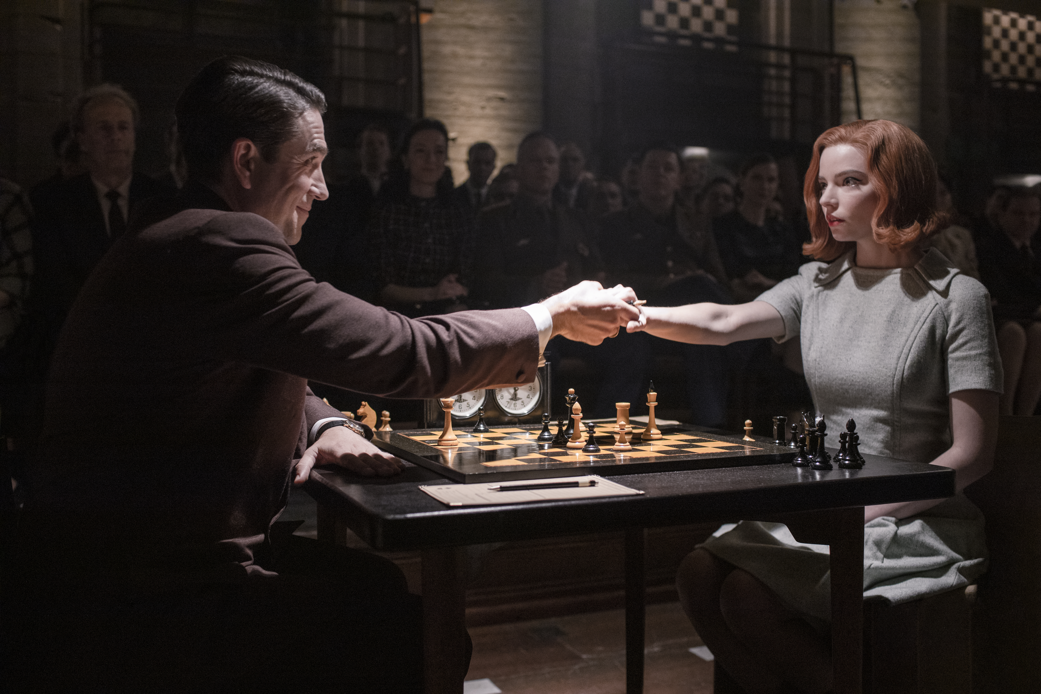 Yes, Netflix's 'The Queen's Gambit' is worth the hype   America Magazine