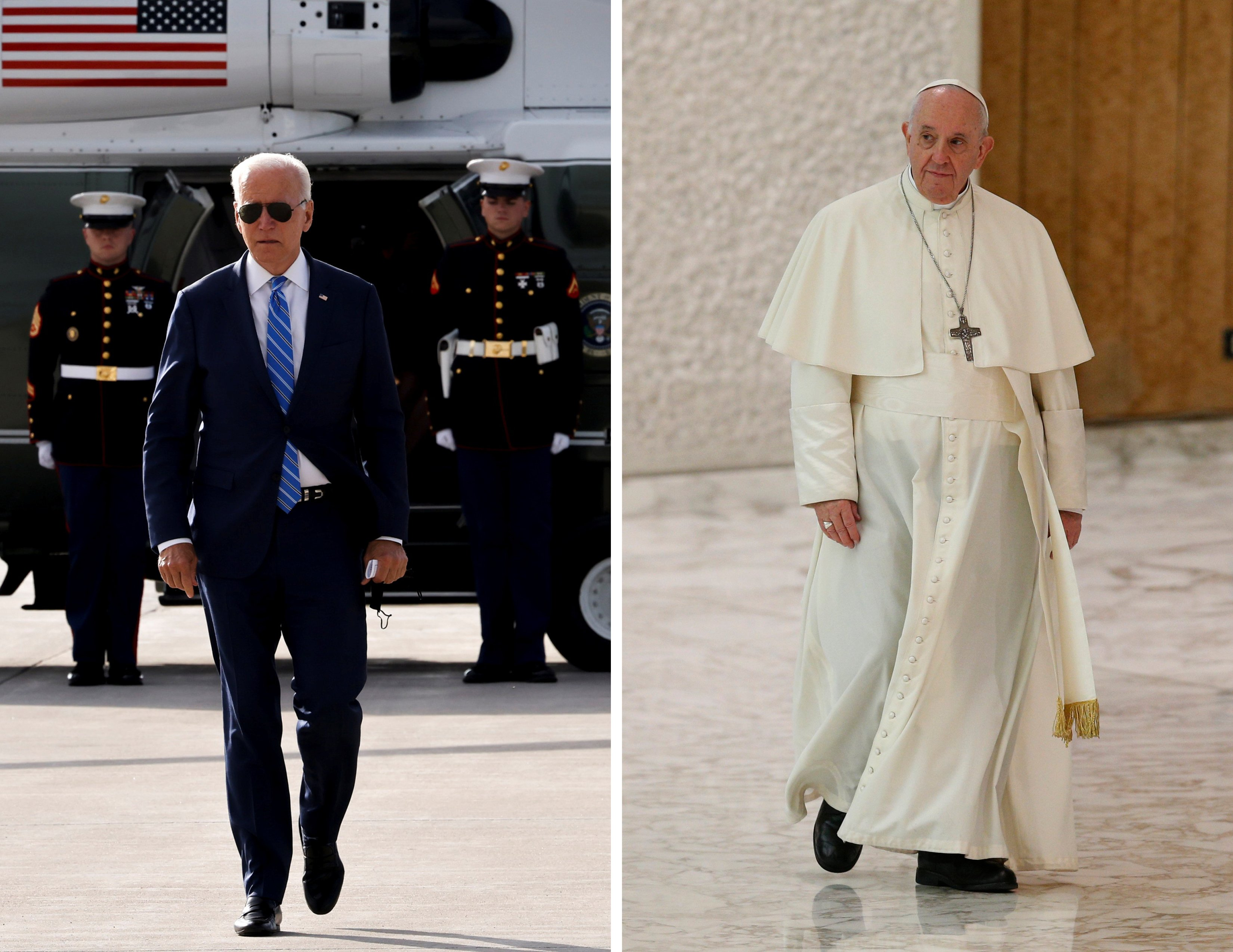 Biden to meet with pope, push for global tax in Rome