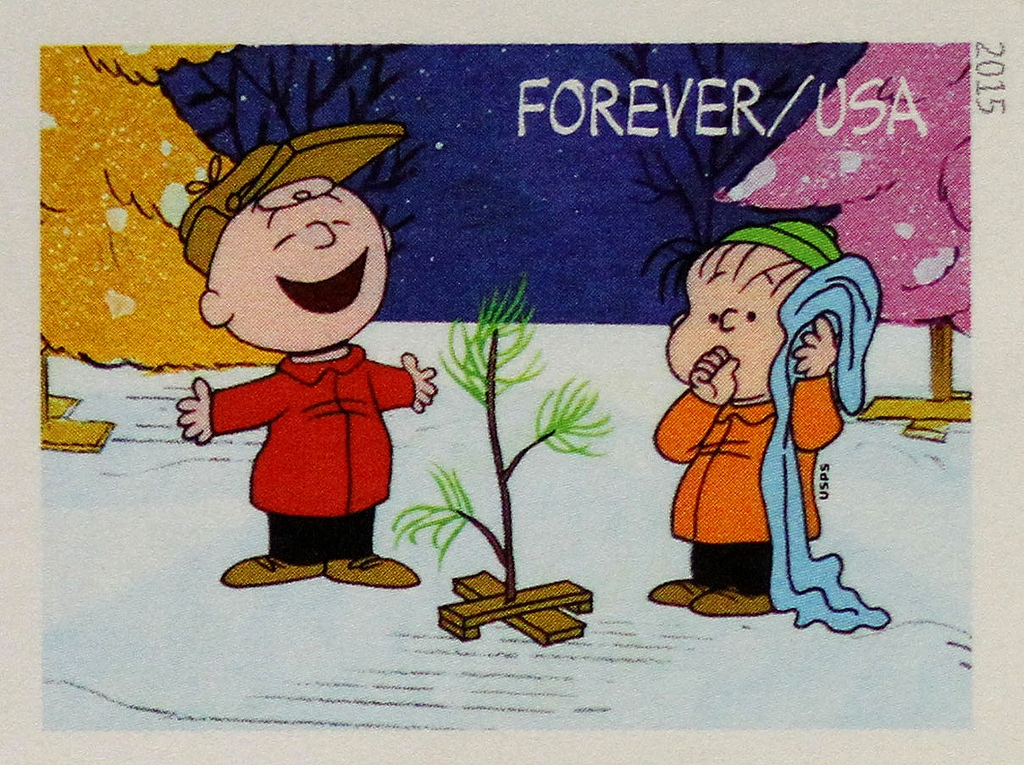 the jew catholic and midwestern christian behind a charlie brown christmas - What Year Did Charlie Brown Christmas Come Out