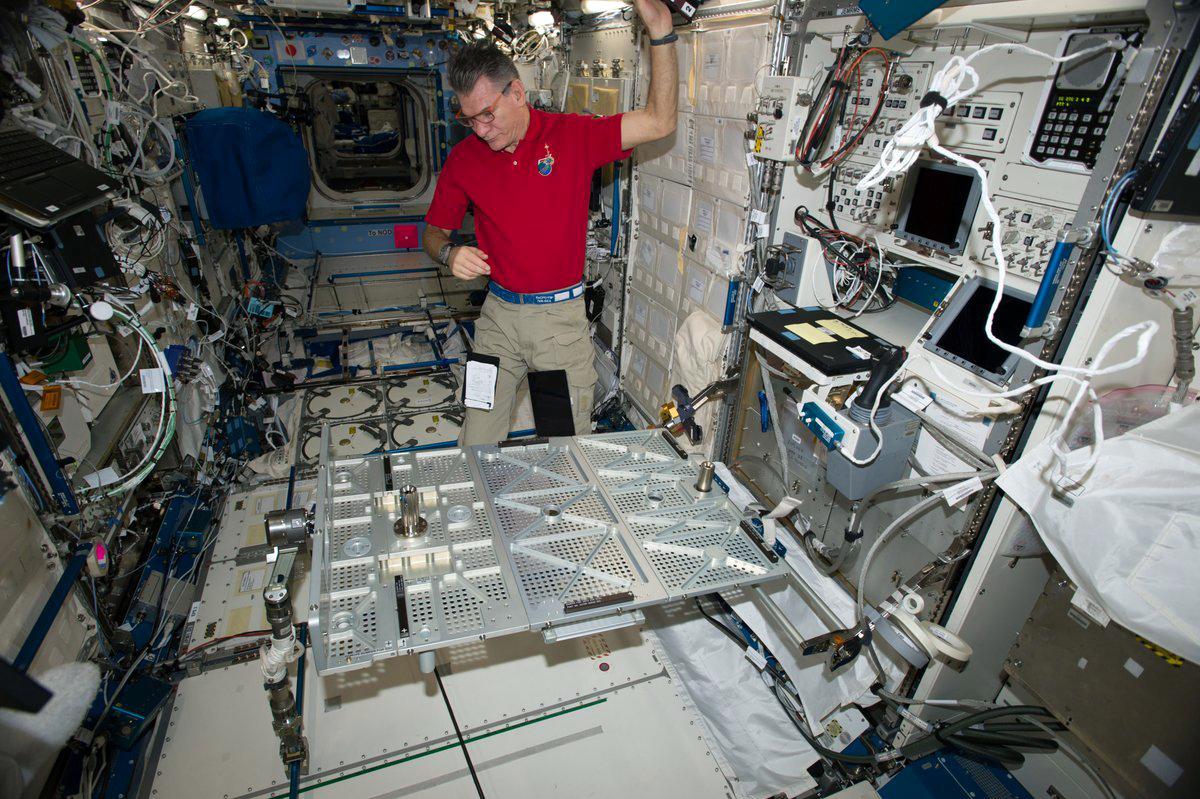international space station italian astronaut - photo #18