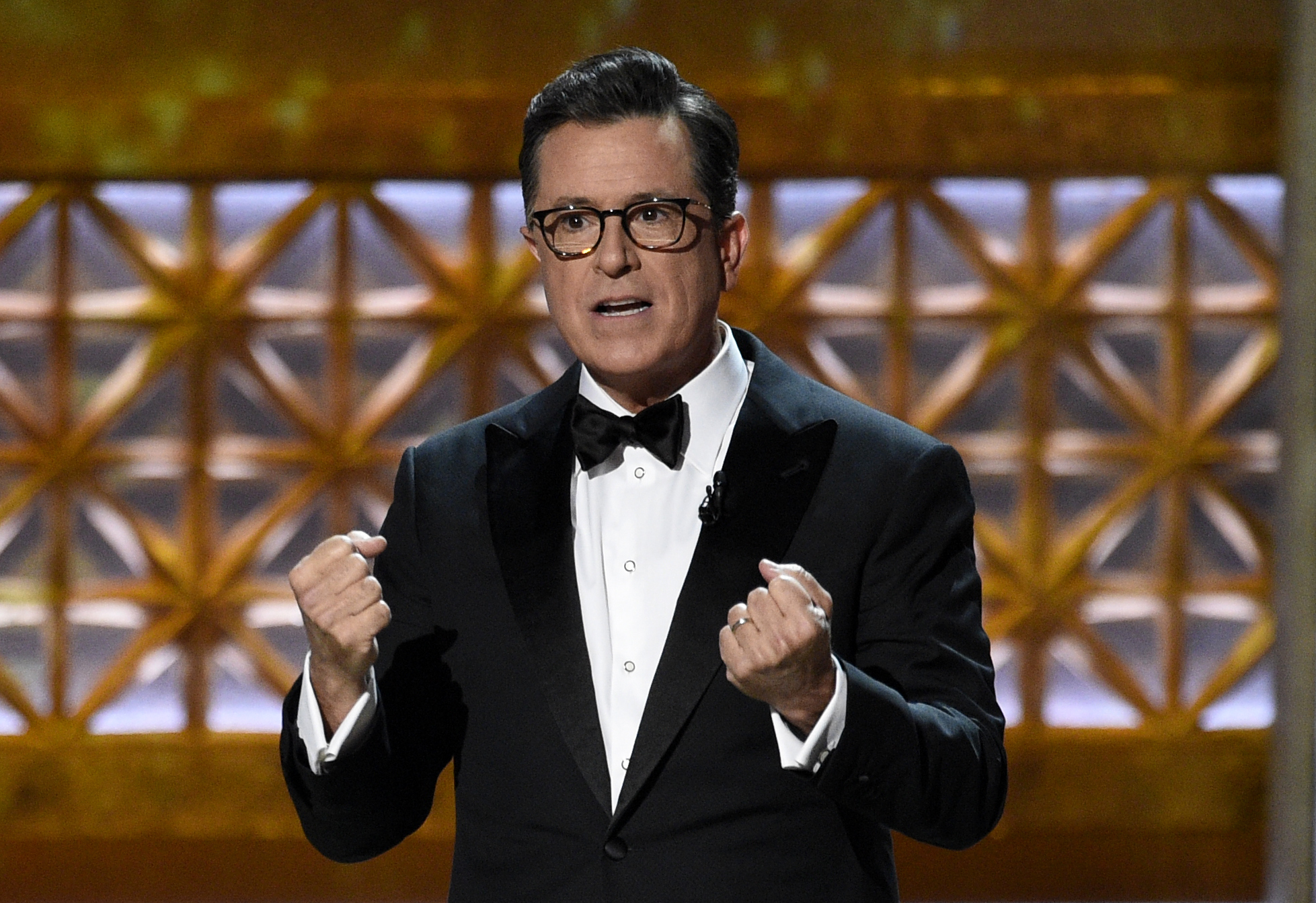 Colbert: Doing nothing after shootings 'unnatural' and 'inhuman'