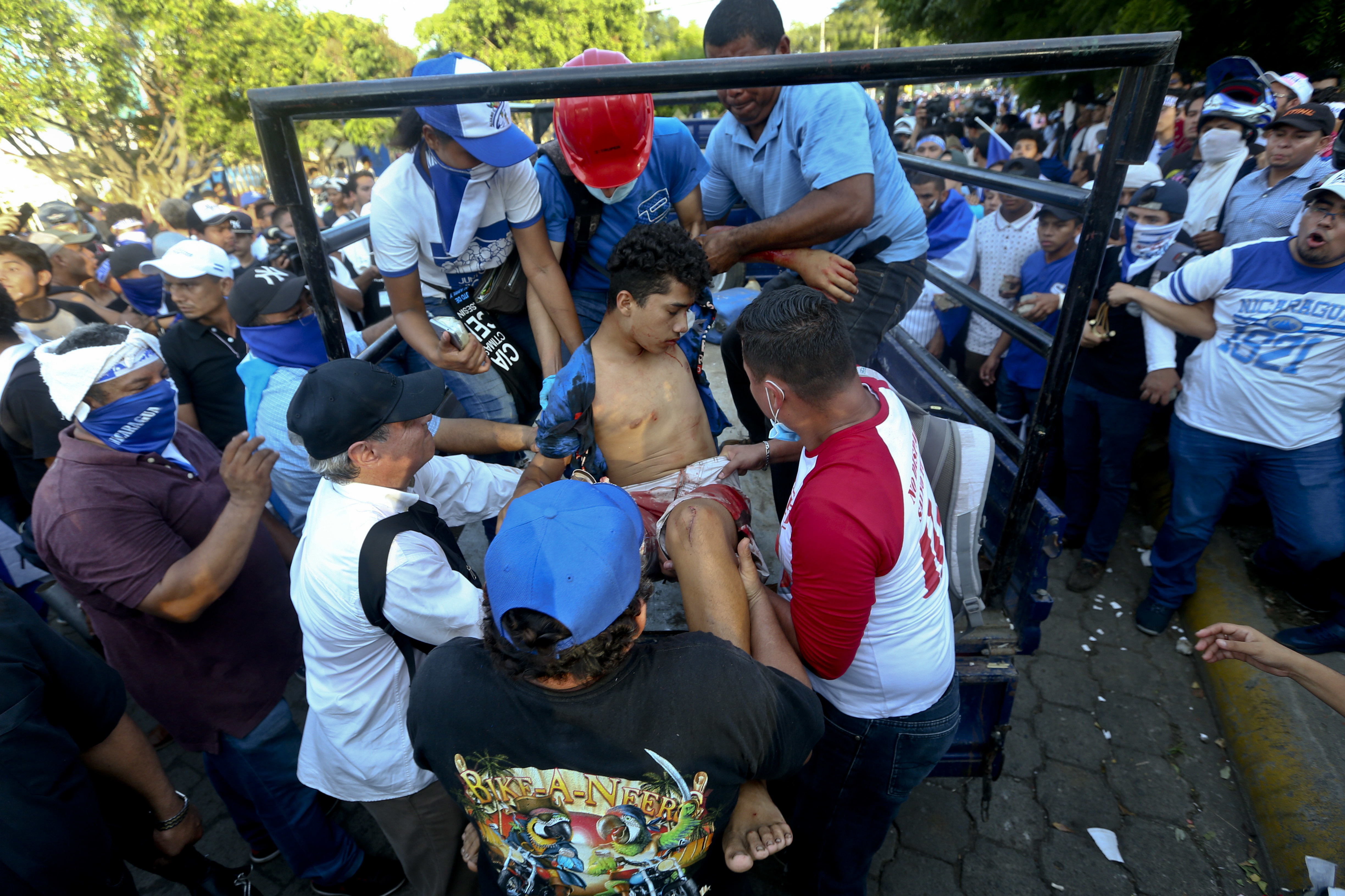 what i saw at the mother s day massacre that stunned nicaragua