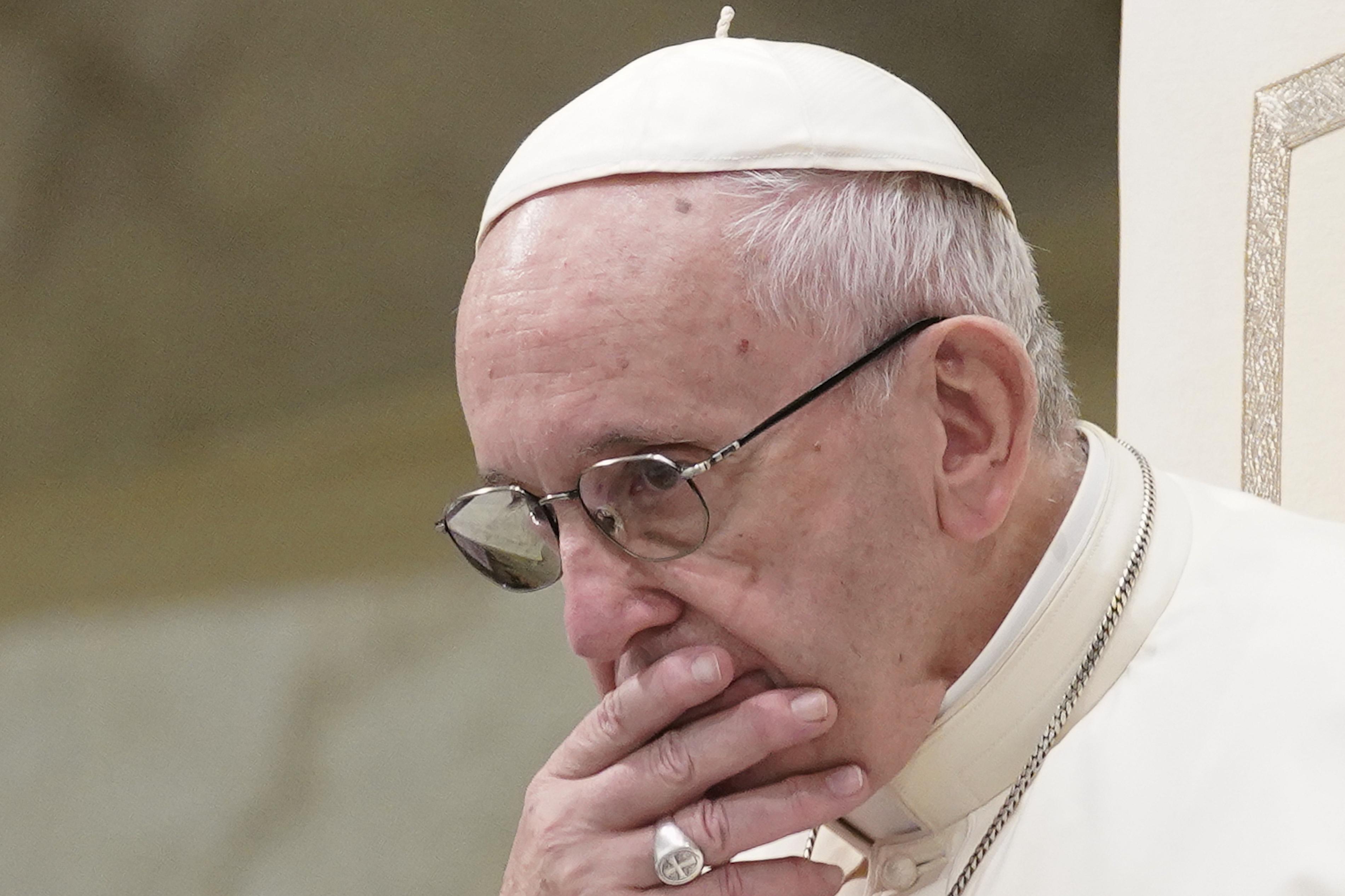 Penitent priest pederast