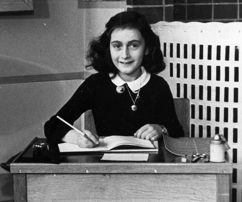 A research paper on anne frank