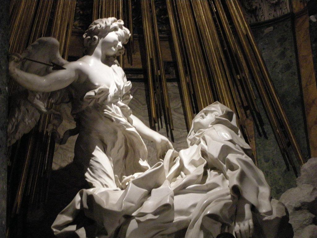 Review: Saint Teresa of Avila's agony and ecstasy | America Magazine