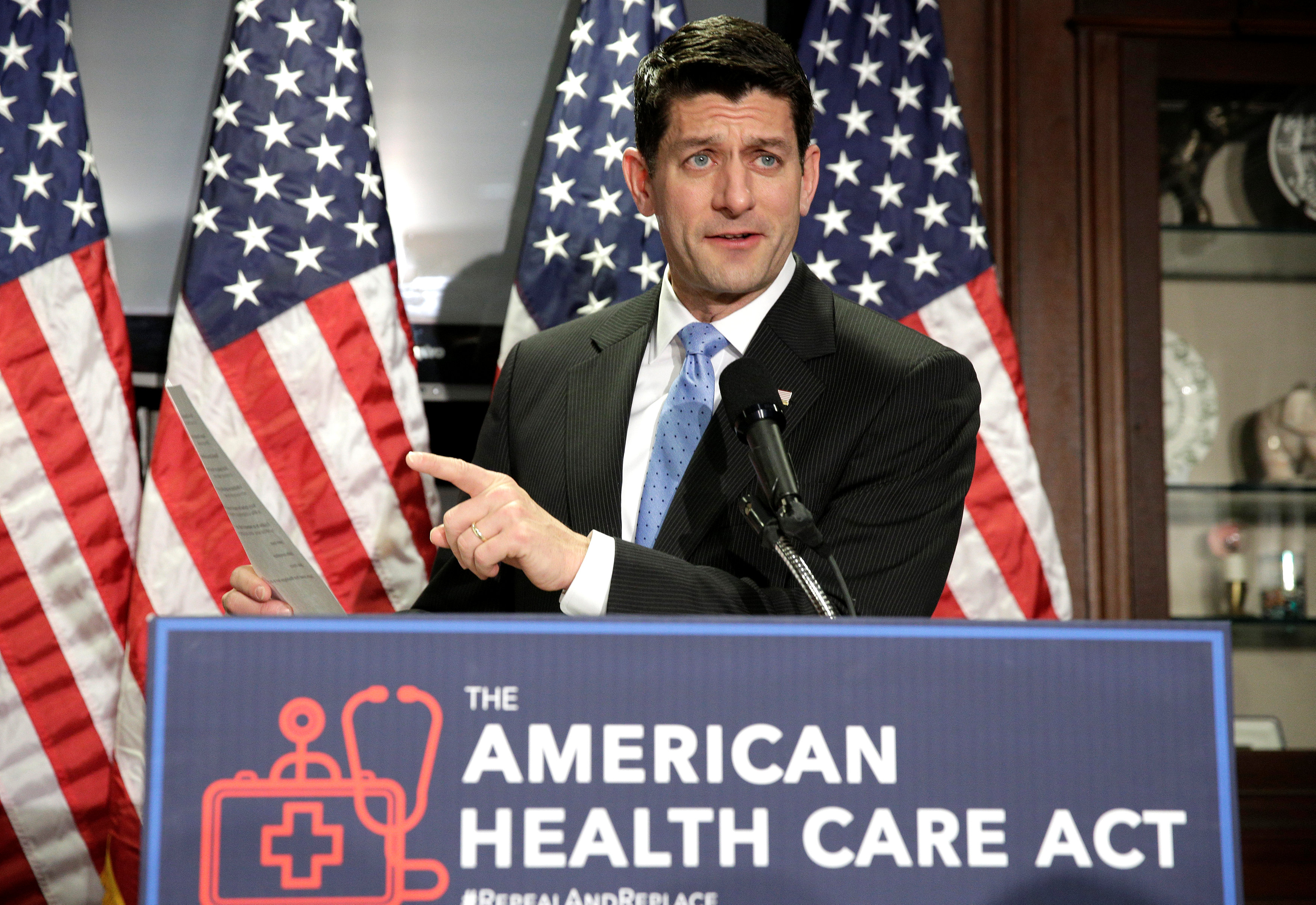 health care legislation President trump and house speaker paul ryan continue their last-minute push on thursday to inch the american health care act – ryan's vaunted obamacare replacement – over the finish line.