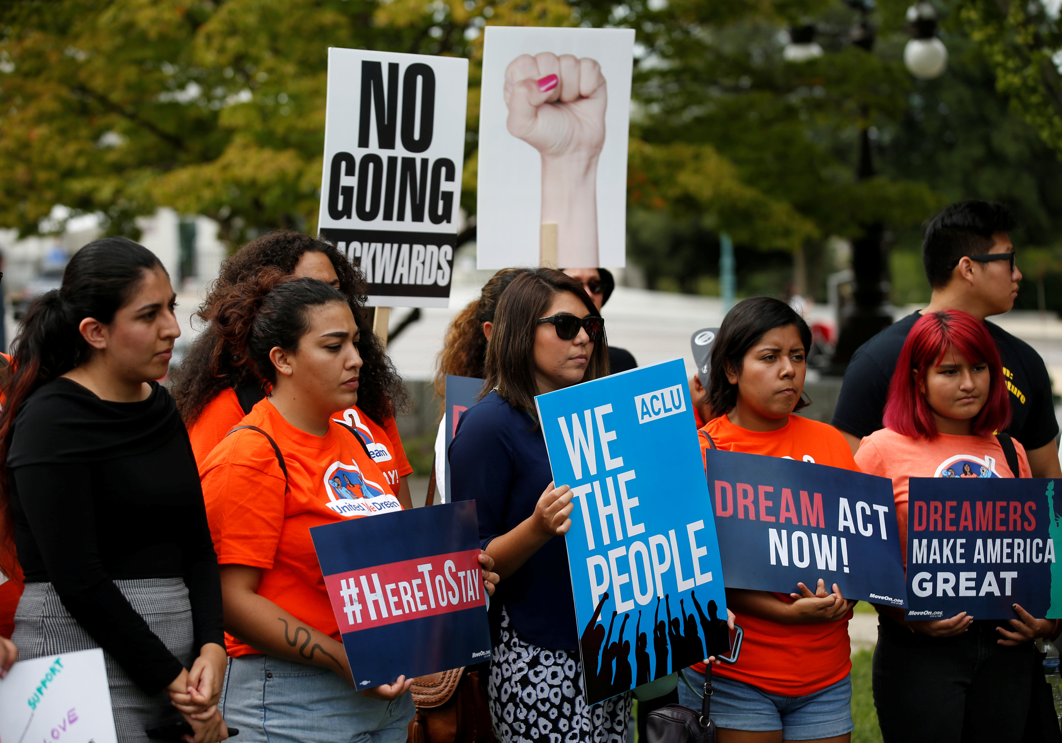 Amnesty for 'Dreamers' Could Lead to 1.4 Million More Migrants