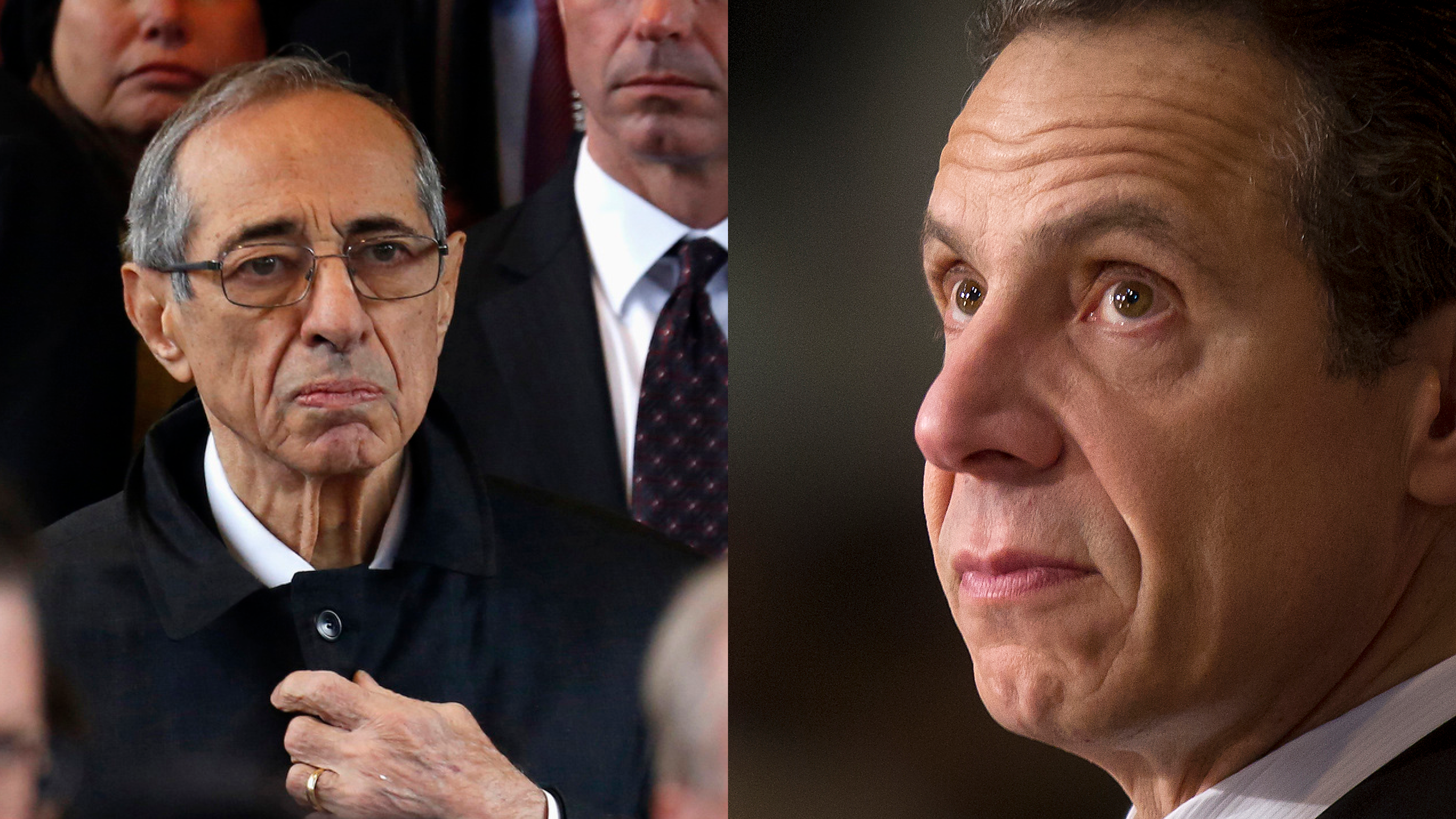 Andrew Cuomo and the sad inheritance of 'personal opposition