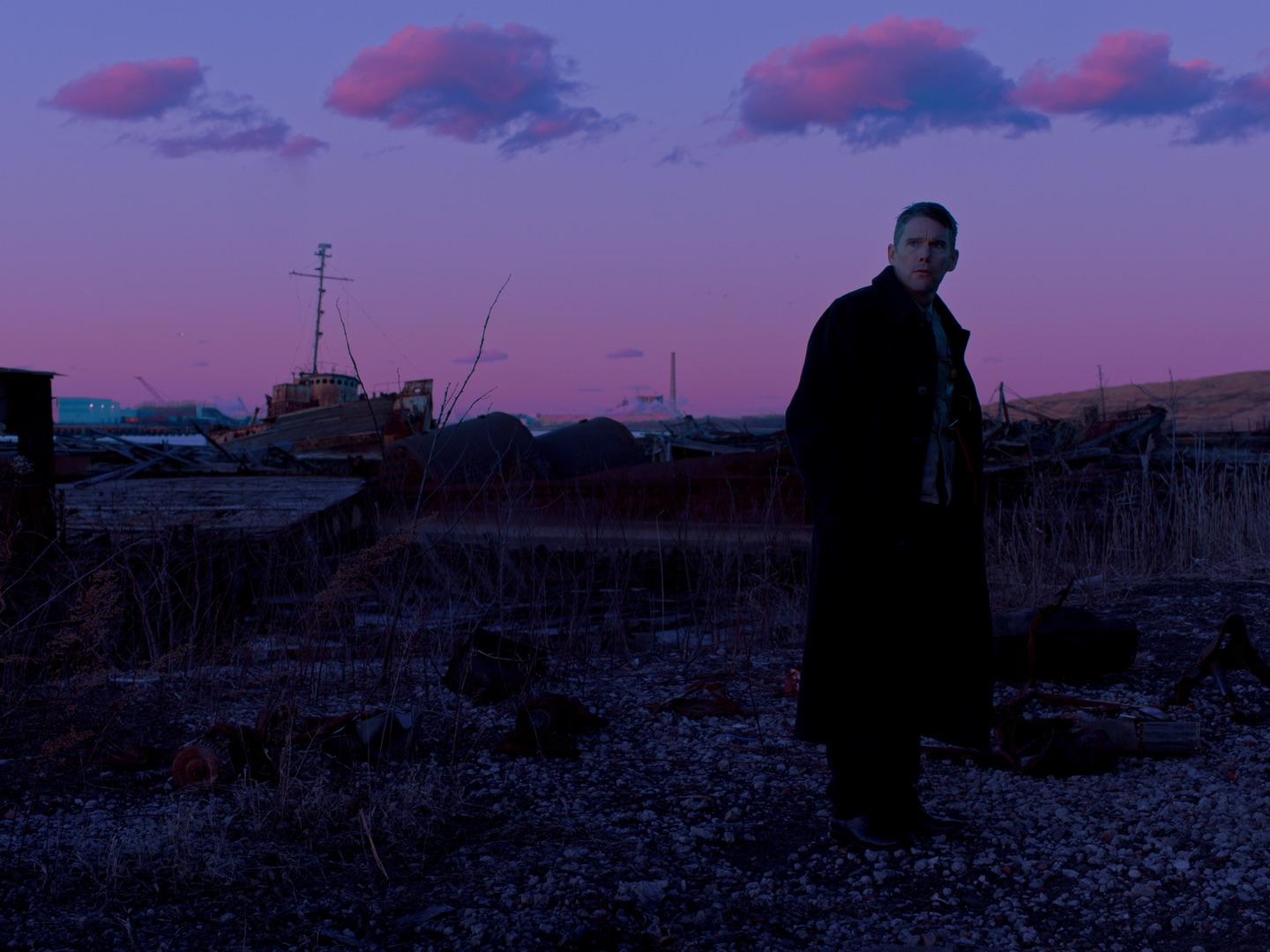 Interview Ethan Hawke Channels Thomas Merton In First
