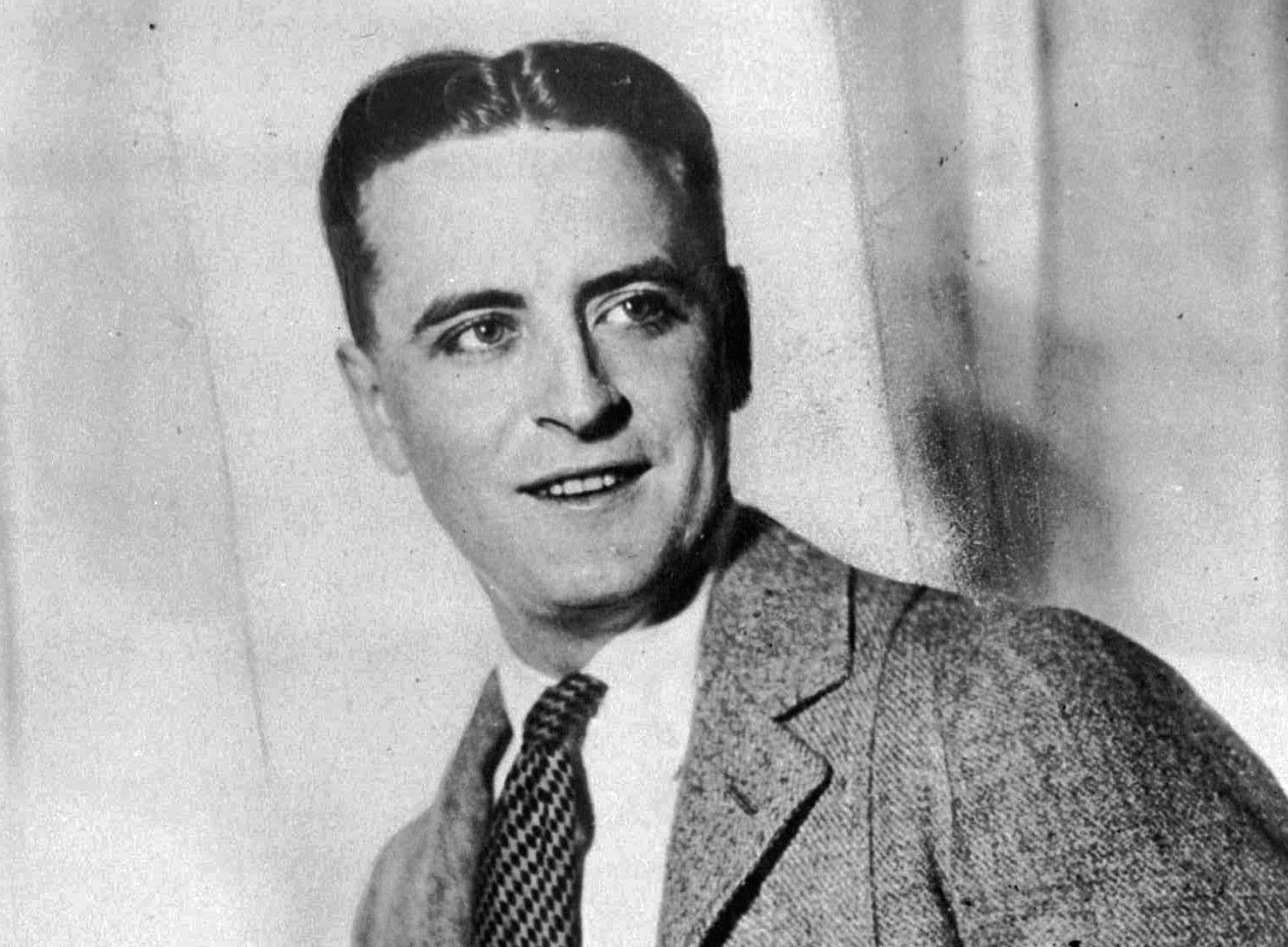 f scott fitzgerald a novelist who was catholic but not a  ap file photo