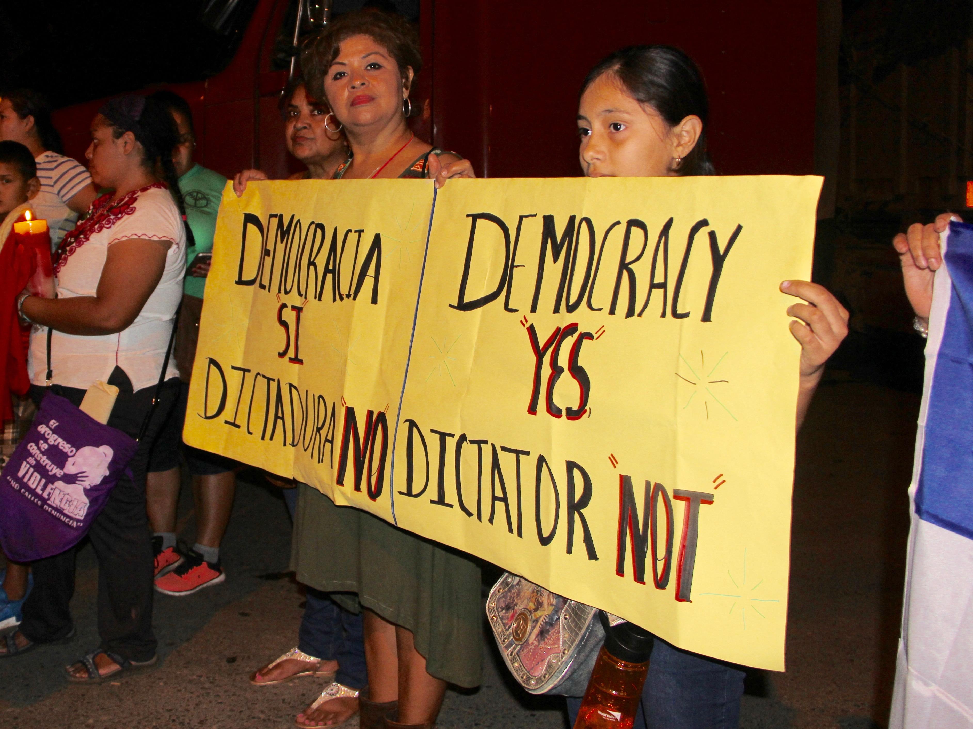 A Crisis Of Legitimacy Continues In Honduras