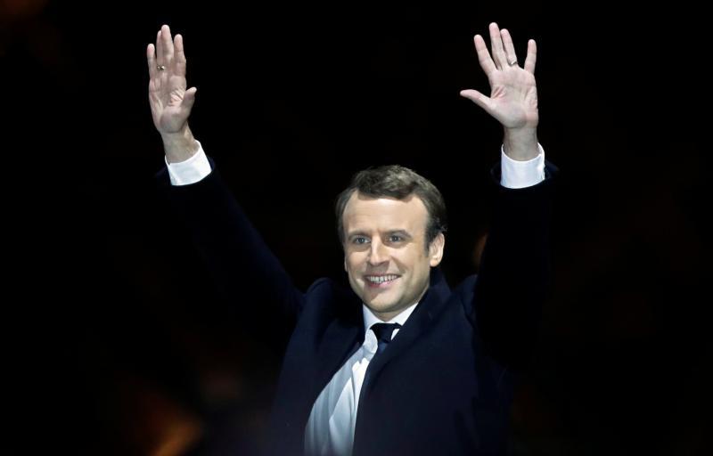 Emmanuel Macron France S Precocious Politician America Magazine