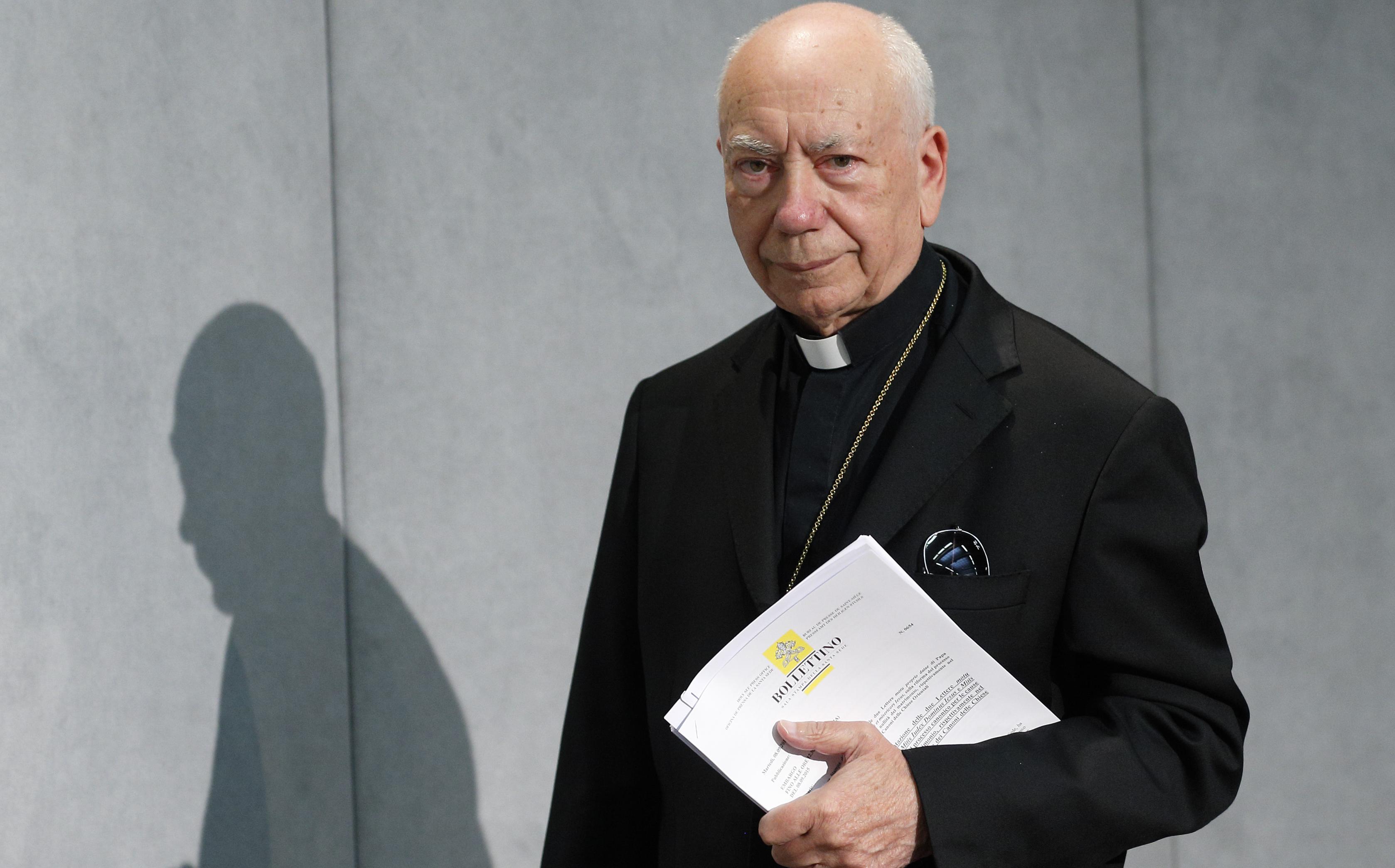 Top Vatican Legal Expert: Pope Francis opens the door to