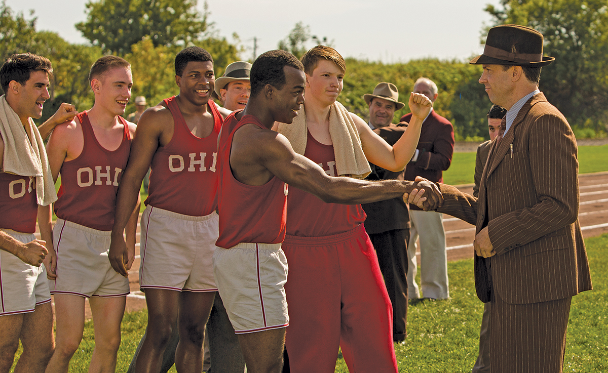 the life of jesse owens The name stuck, and he was known as jesse owens for the  throughout his life , owens attributed the success of his.