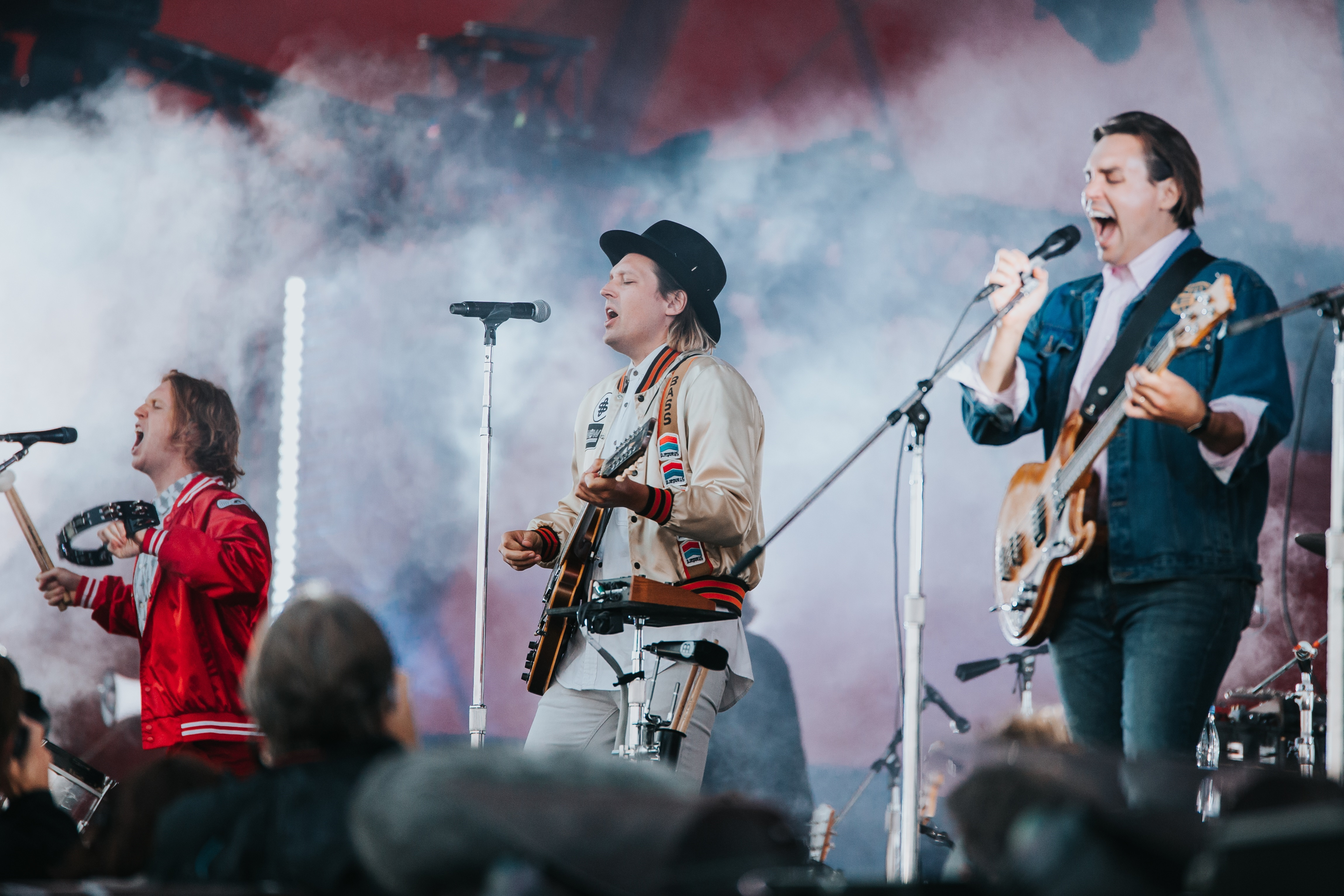 Arcade Fire Looks For God In A Material World America