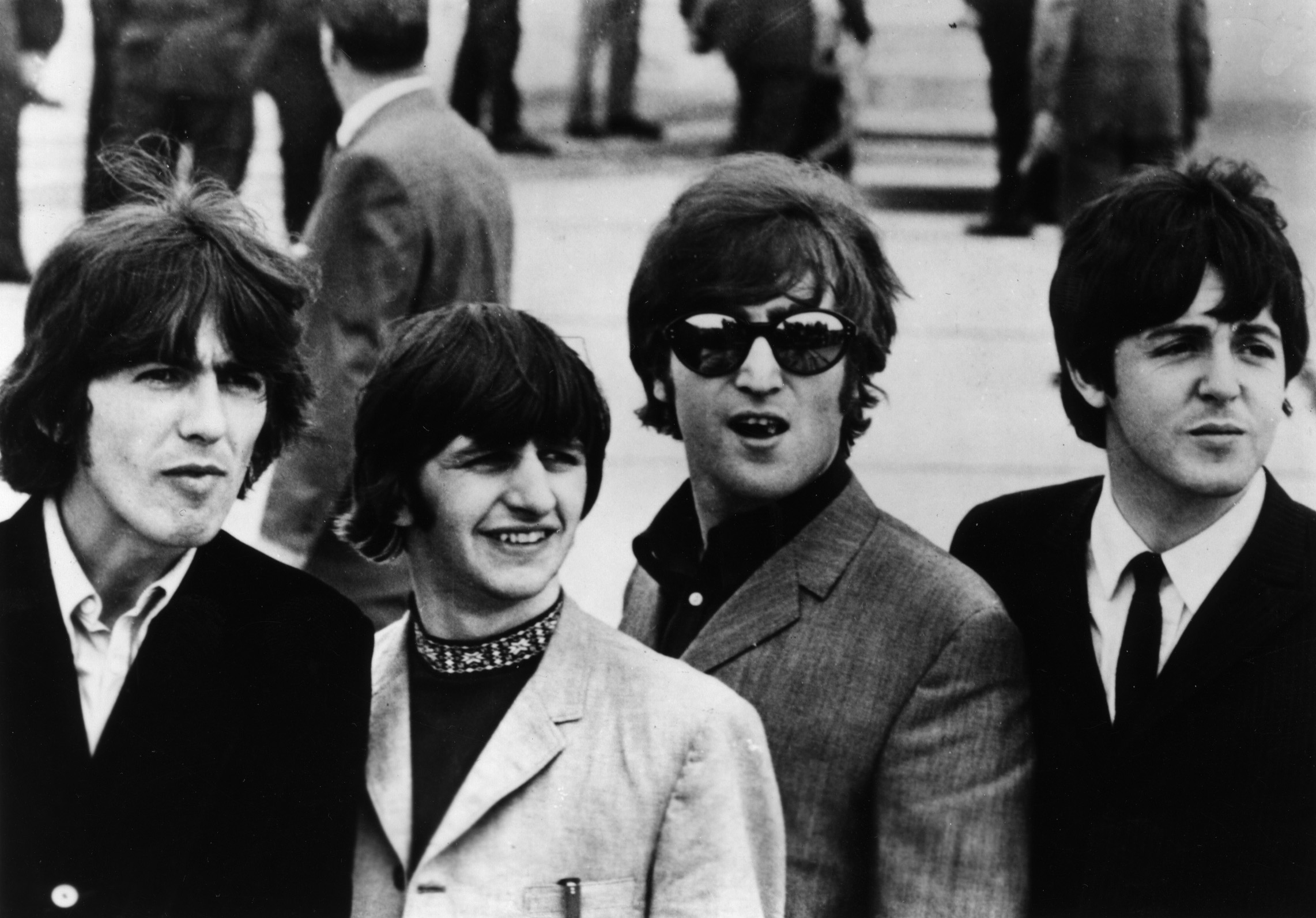 A Revolution Recalled: When The Beatles came to town | America Magazine