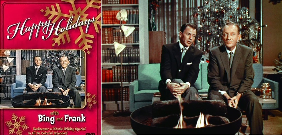 Frank Sinatra Christmas.Christmas With Bing And Frank America Magazine