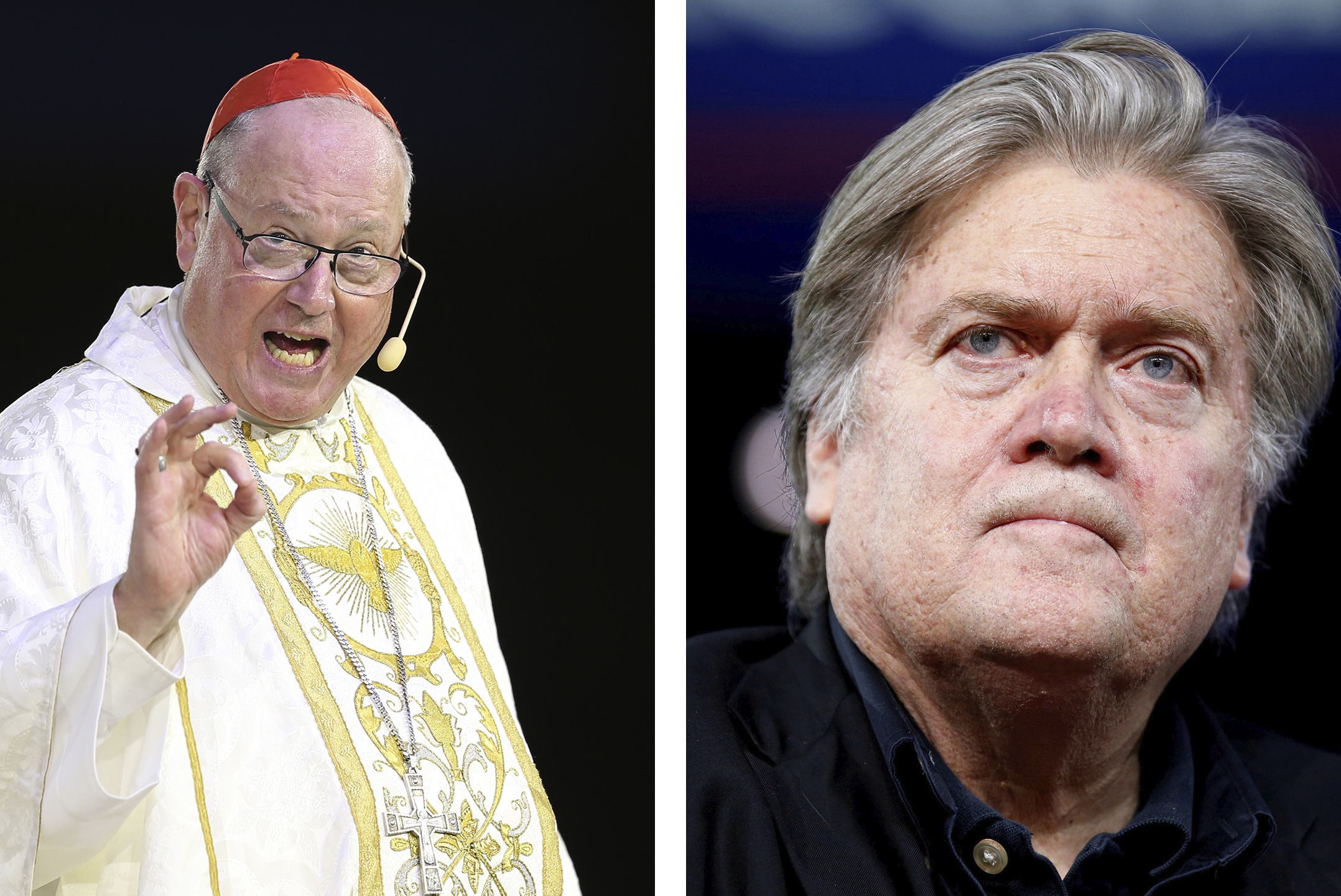 Catholic Church Backed DACA Because it Needs 'Illegal Aliens': Bannon