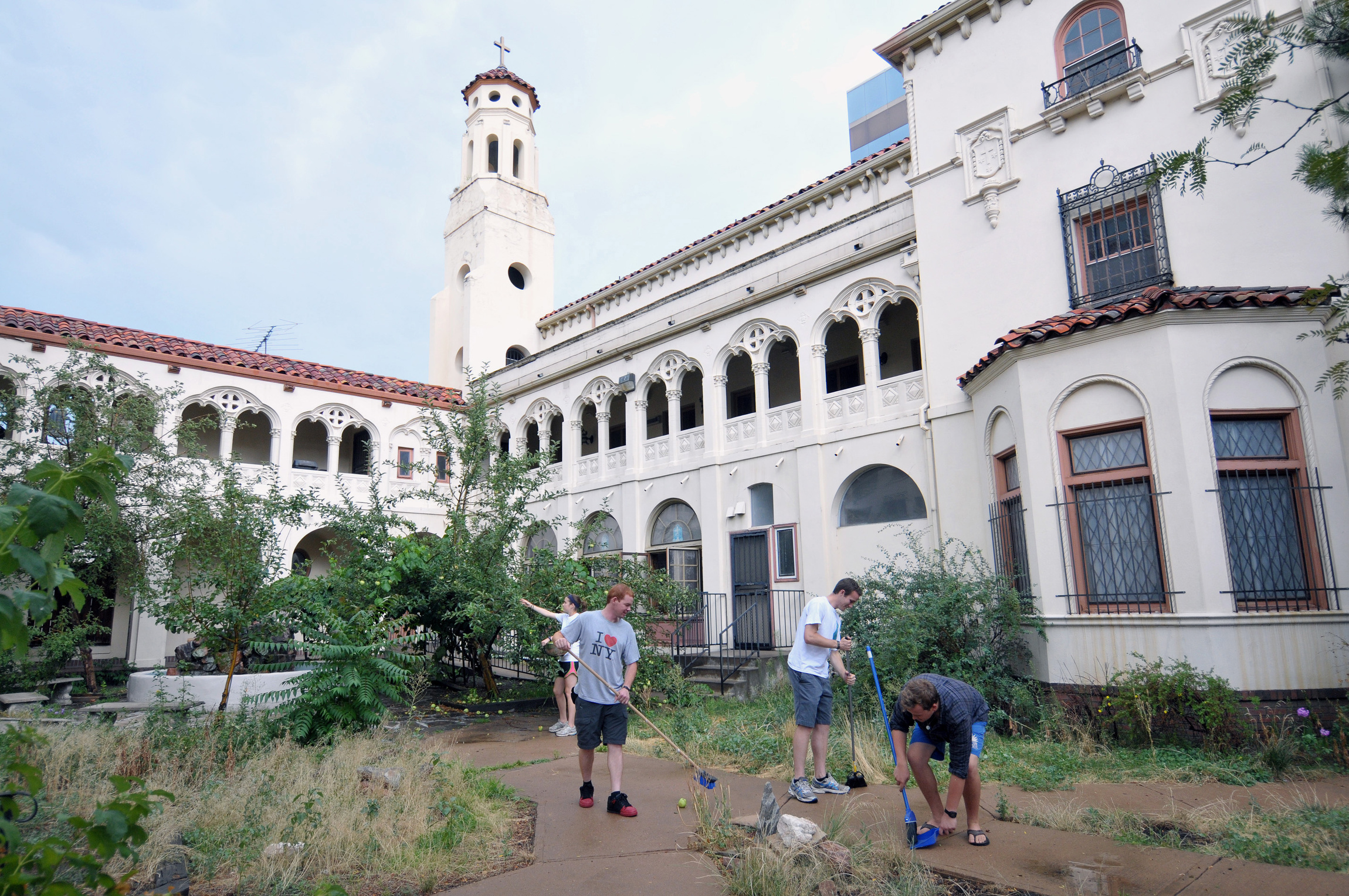 Open the Doors: Vacant convents offer a new opportunity for