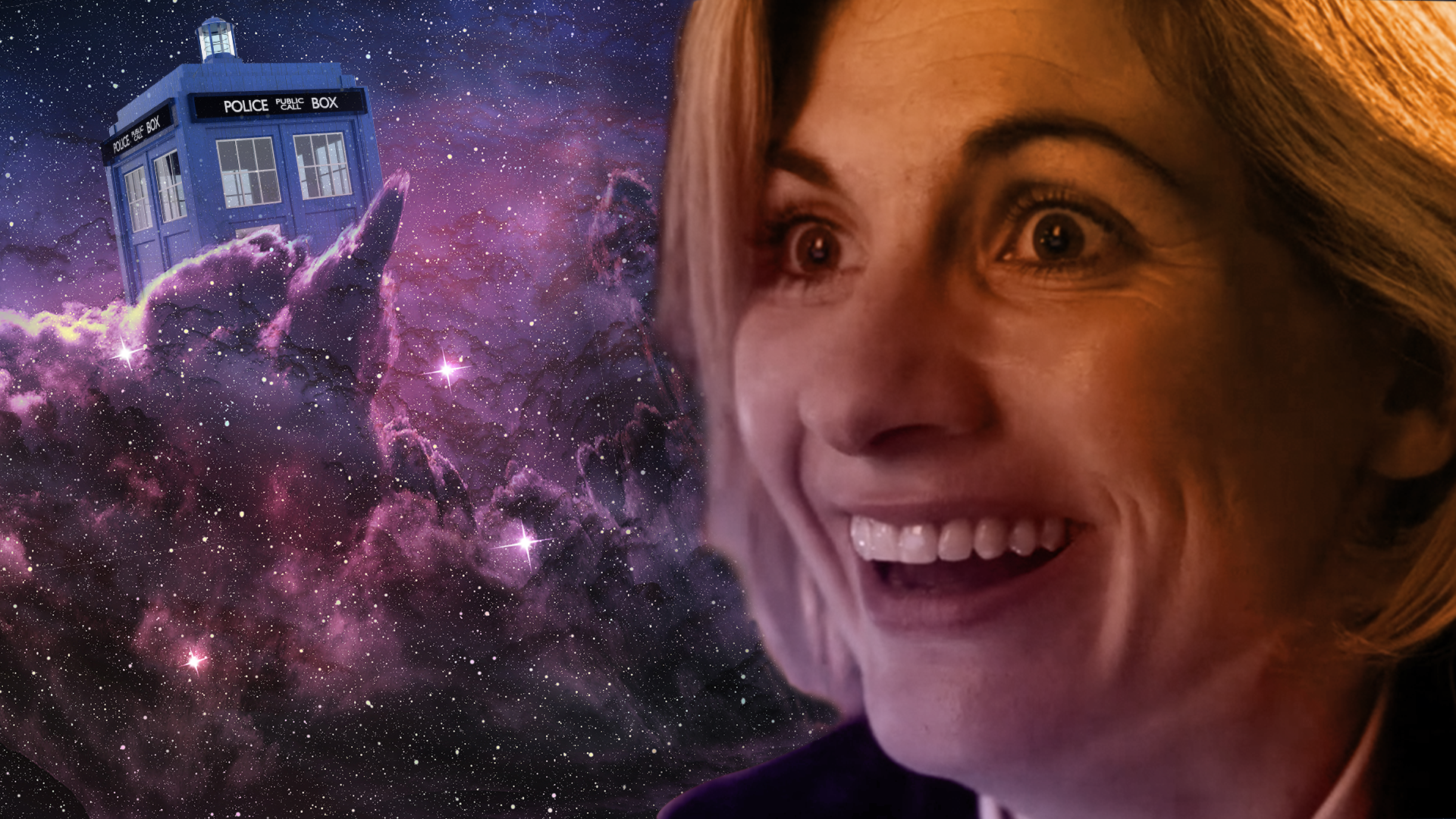 Jodie Whittaker makes her debut in Doctor Who Christmas special