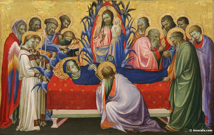on the assumption of mary why sinners fear death more than the